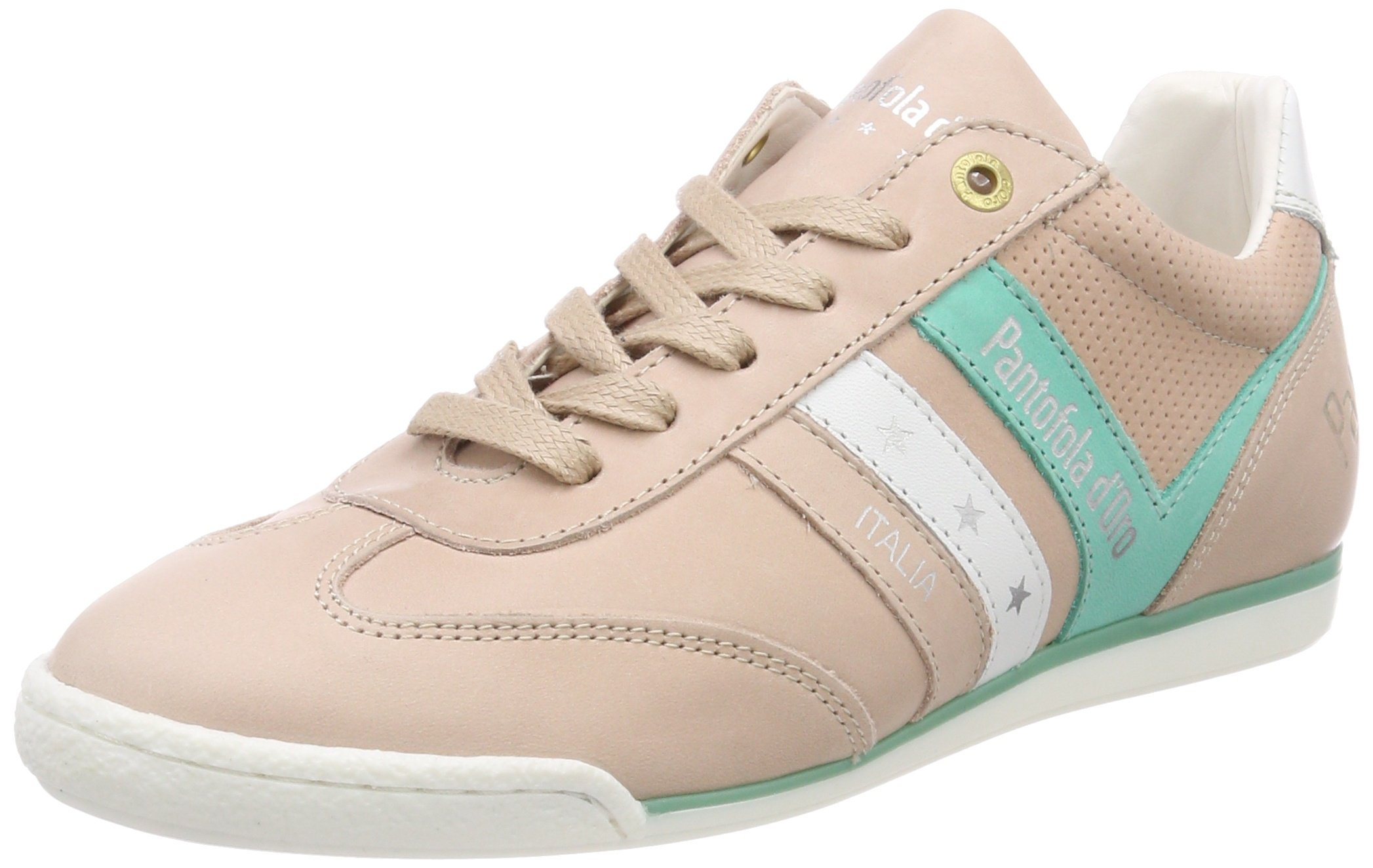 Pantofola D'oro FemmePinknude38 LowBaskets Vasto Donne Eu wPkX8ON0Zn