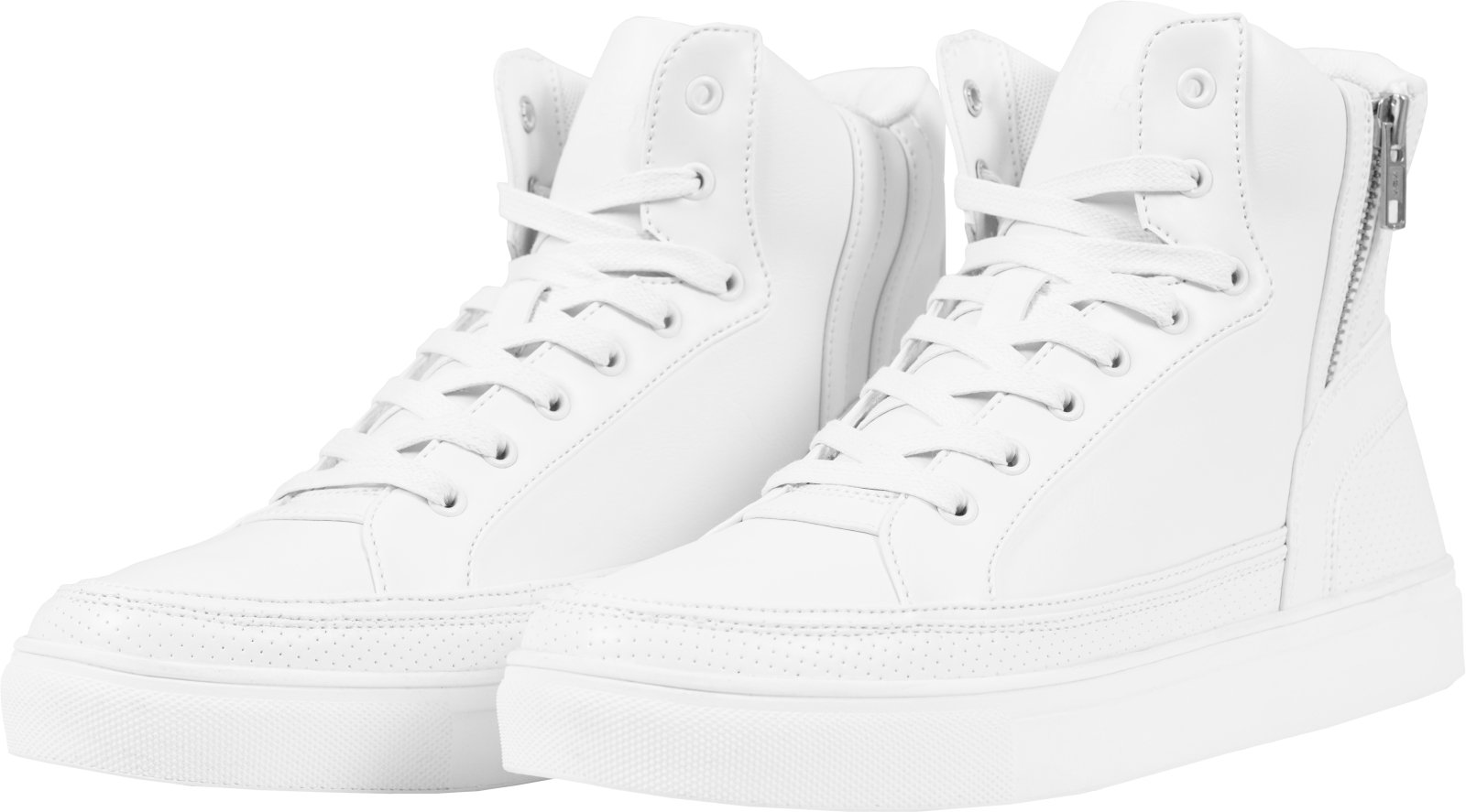 Basses High Classics AdulteWeißwhite Zipper Urban Eu Top ShoeBaskets Mixte 22041 roCxeWBEQd