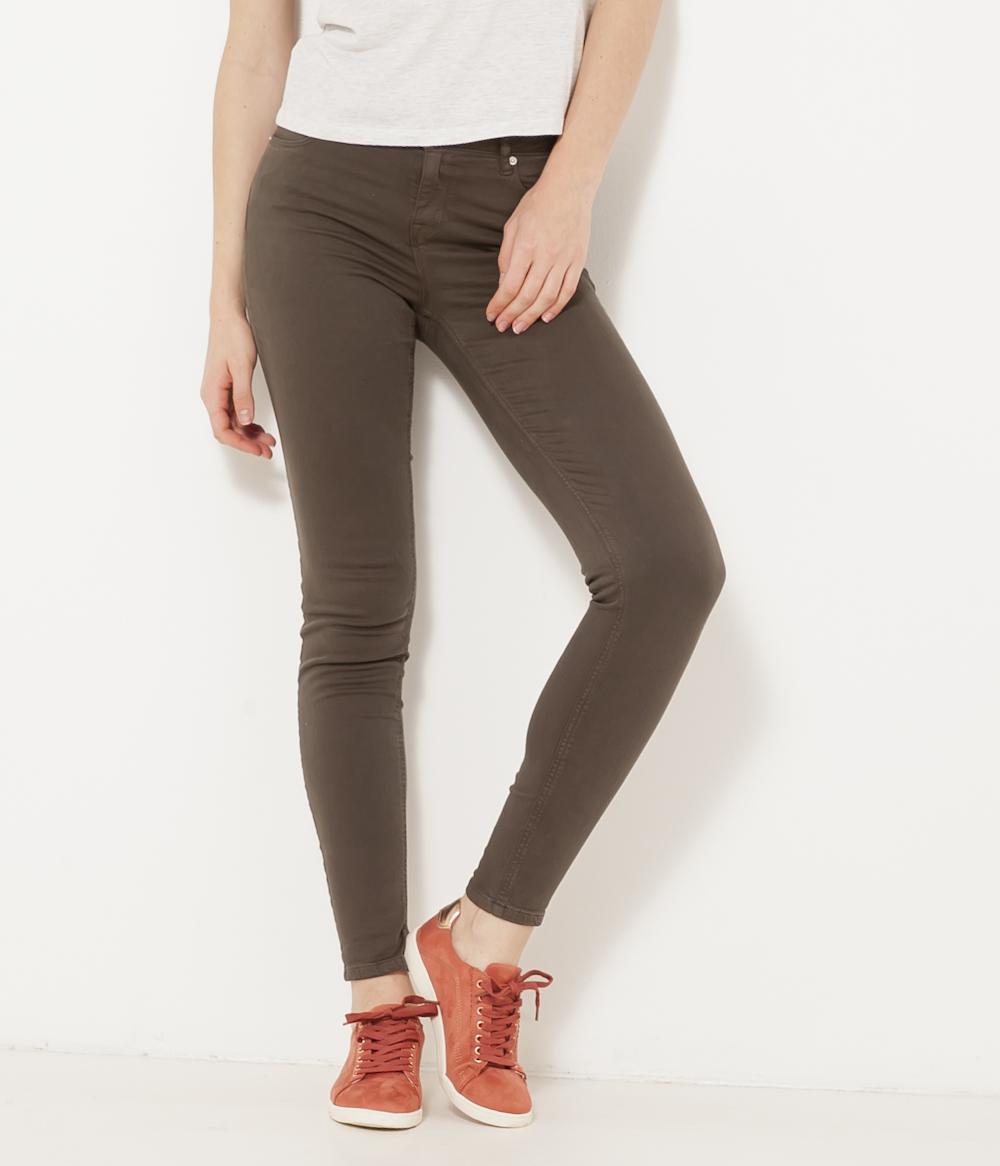 Femme Camaïeu Pantalon Skinny Camaïeu Pantalon F1JlKc