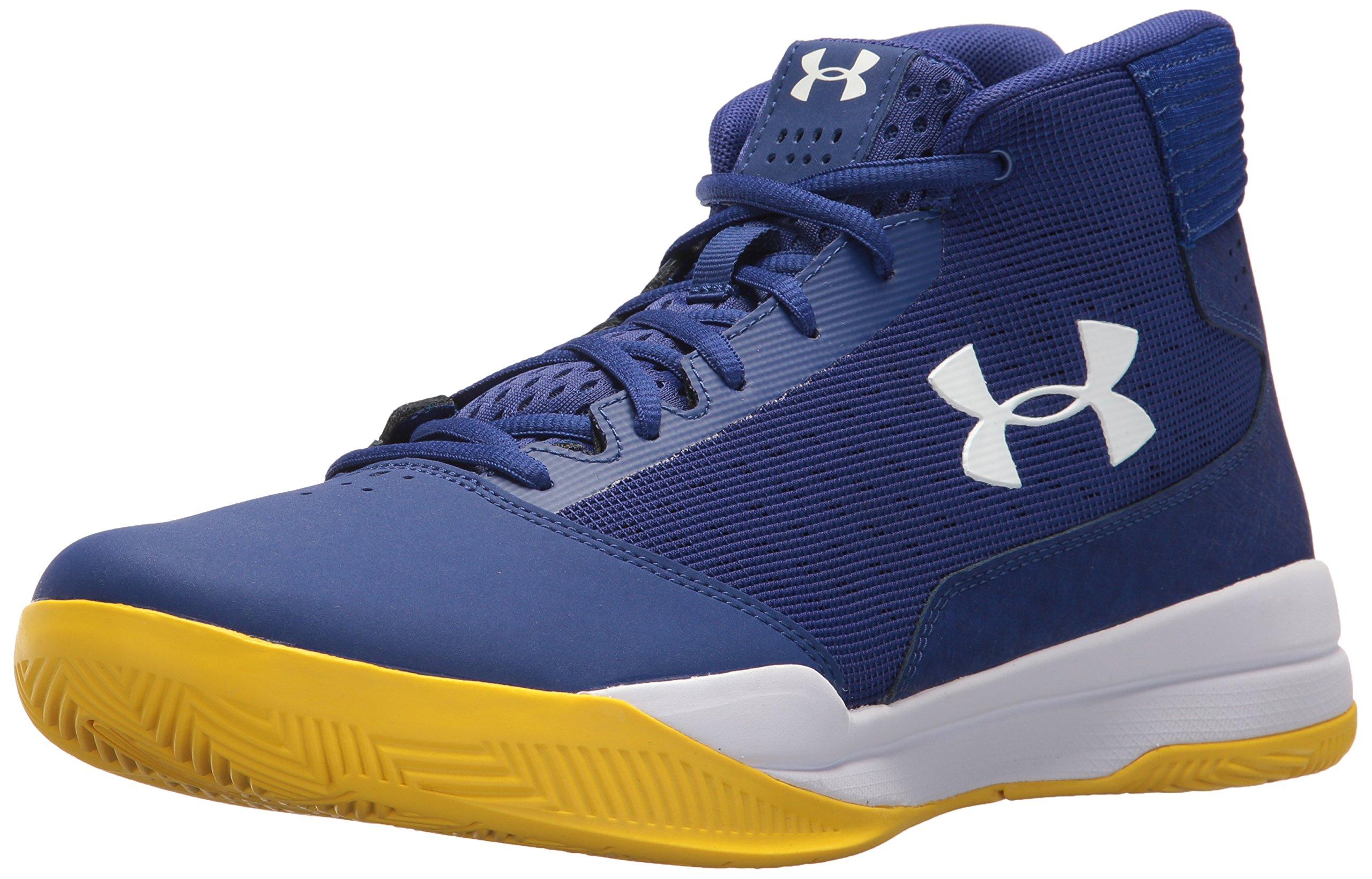 Mid Jet Eu HommeBleuformation Under ShoesChaussures Armour Men's Blue45 Basketball Ybf76yg