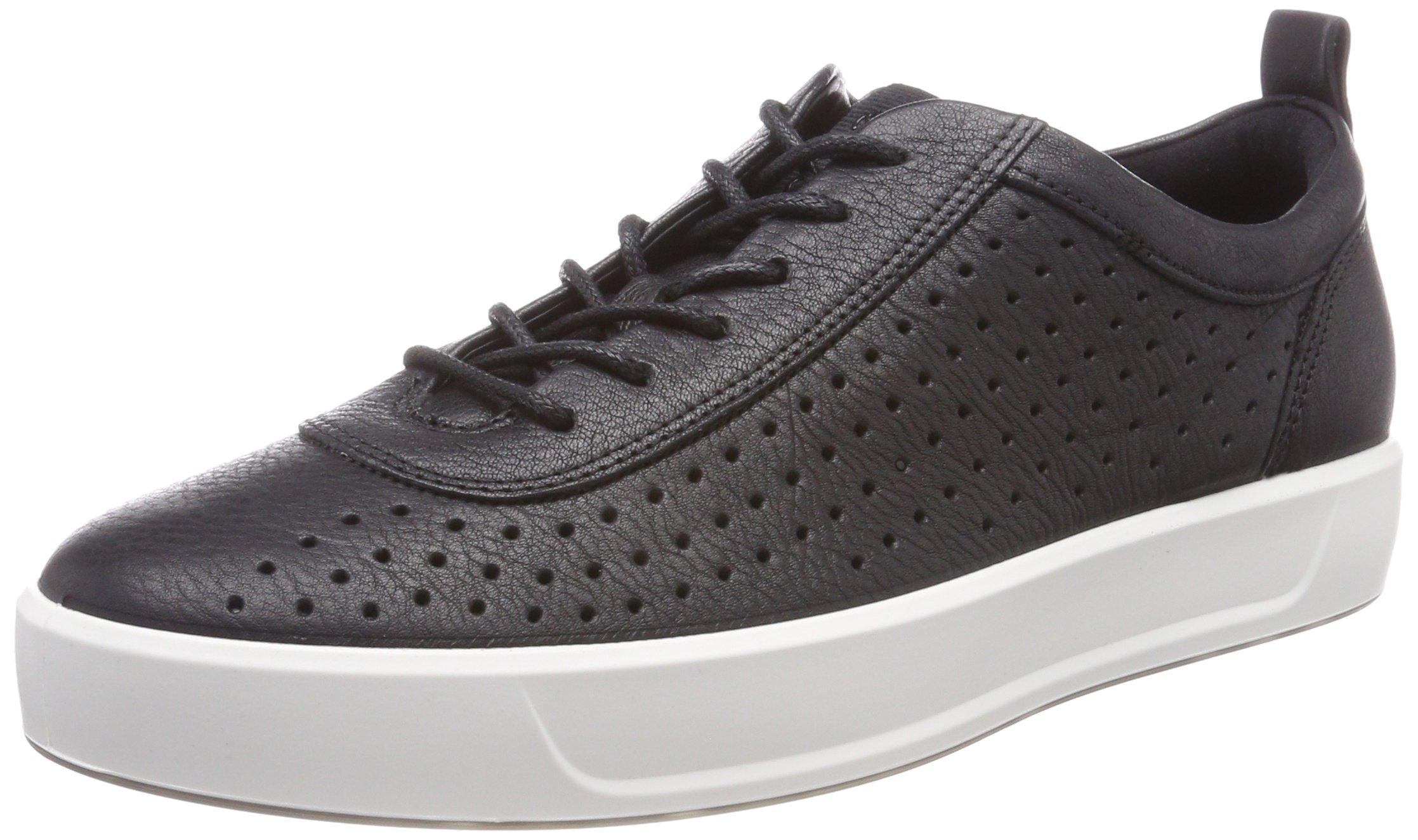 8Sneakers Ecco Soft Basses Eu HommeNoirblack46 YfgymIb76v