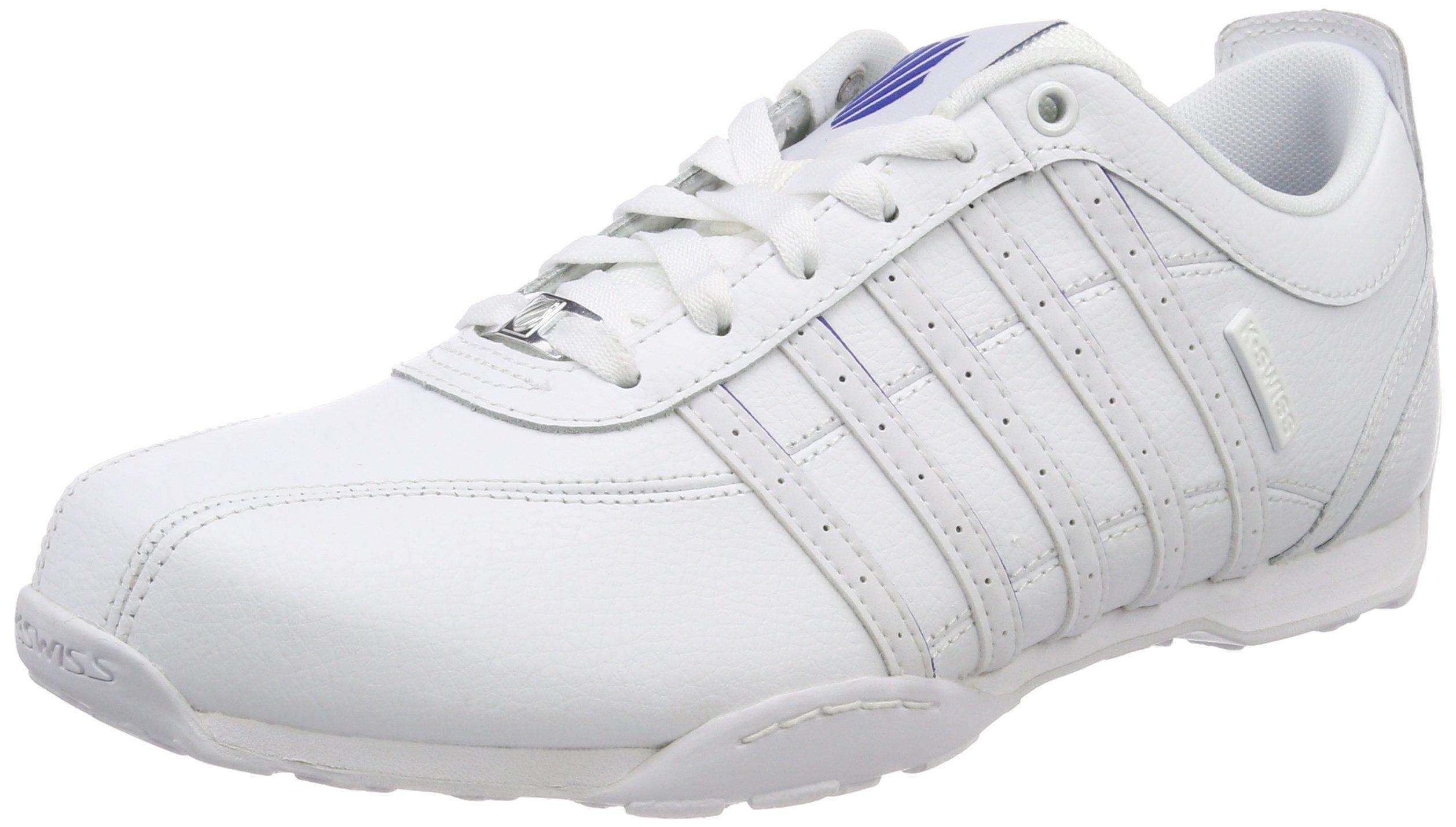 1 Arvee 5Sneakers Eu HommeBlanc Blue41 K Basses classic swiss White lF1cJTu3K