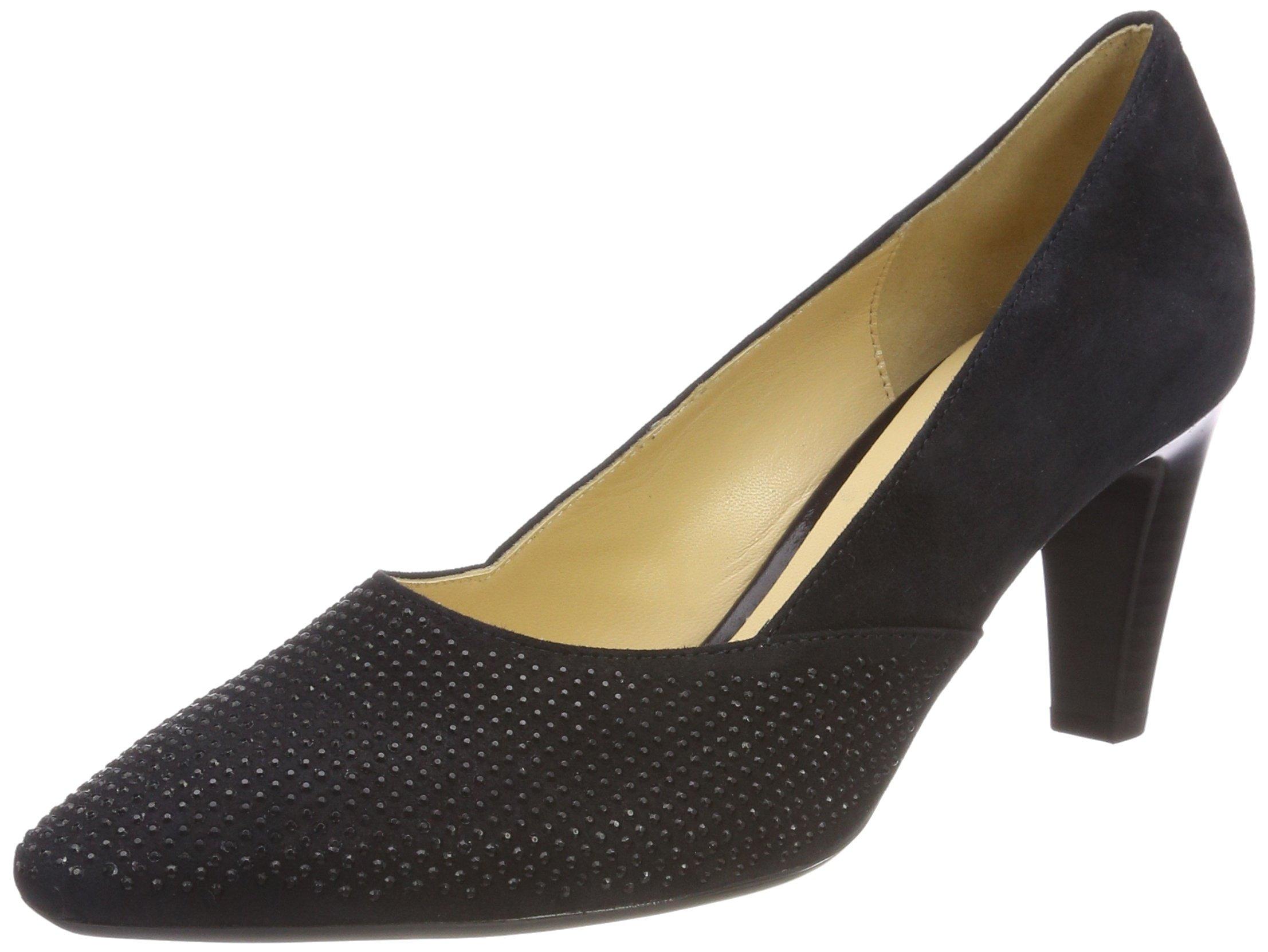 BasicEscarpins 5 Eu Shoes Gabor FemmeBleupazifik38 DEHW29I
