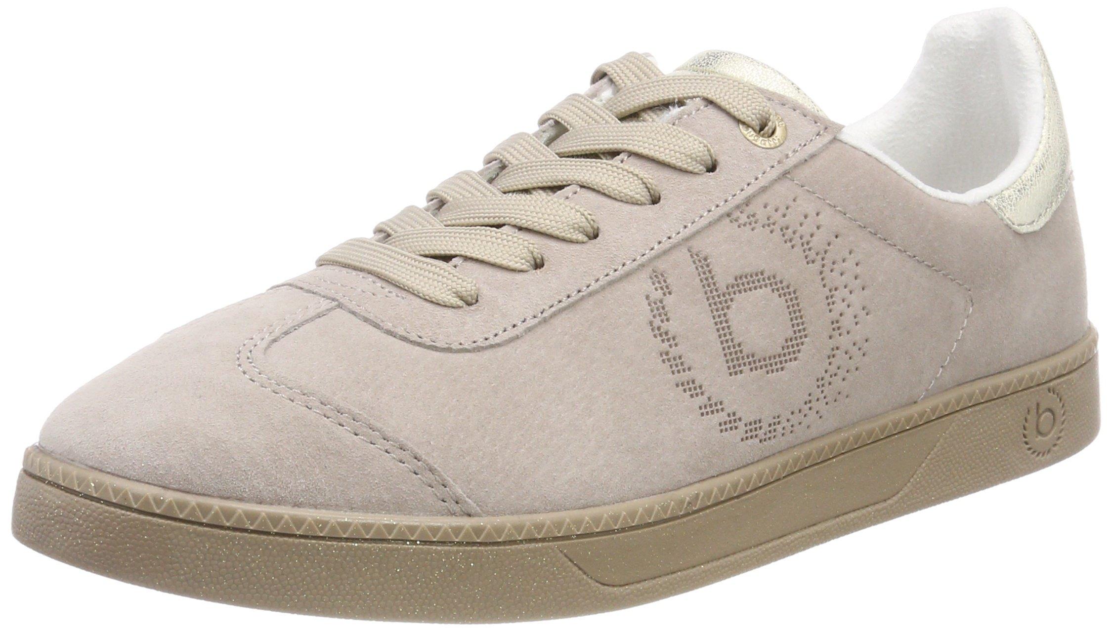 Femmebeige metallic38 421282037459Sneakers Eu Bugatti Basses IEWDY29H
