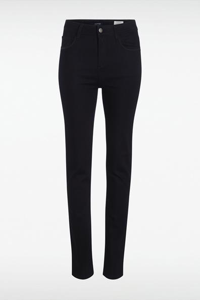 Jeans Taille Noir Femme Bonobo Slim Elasthanne34 Haute TOPXkZuwi