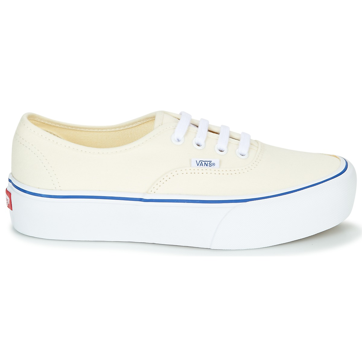 0 2 Platform Basses Vans Authentic Baskets zMpqVSU