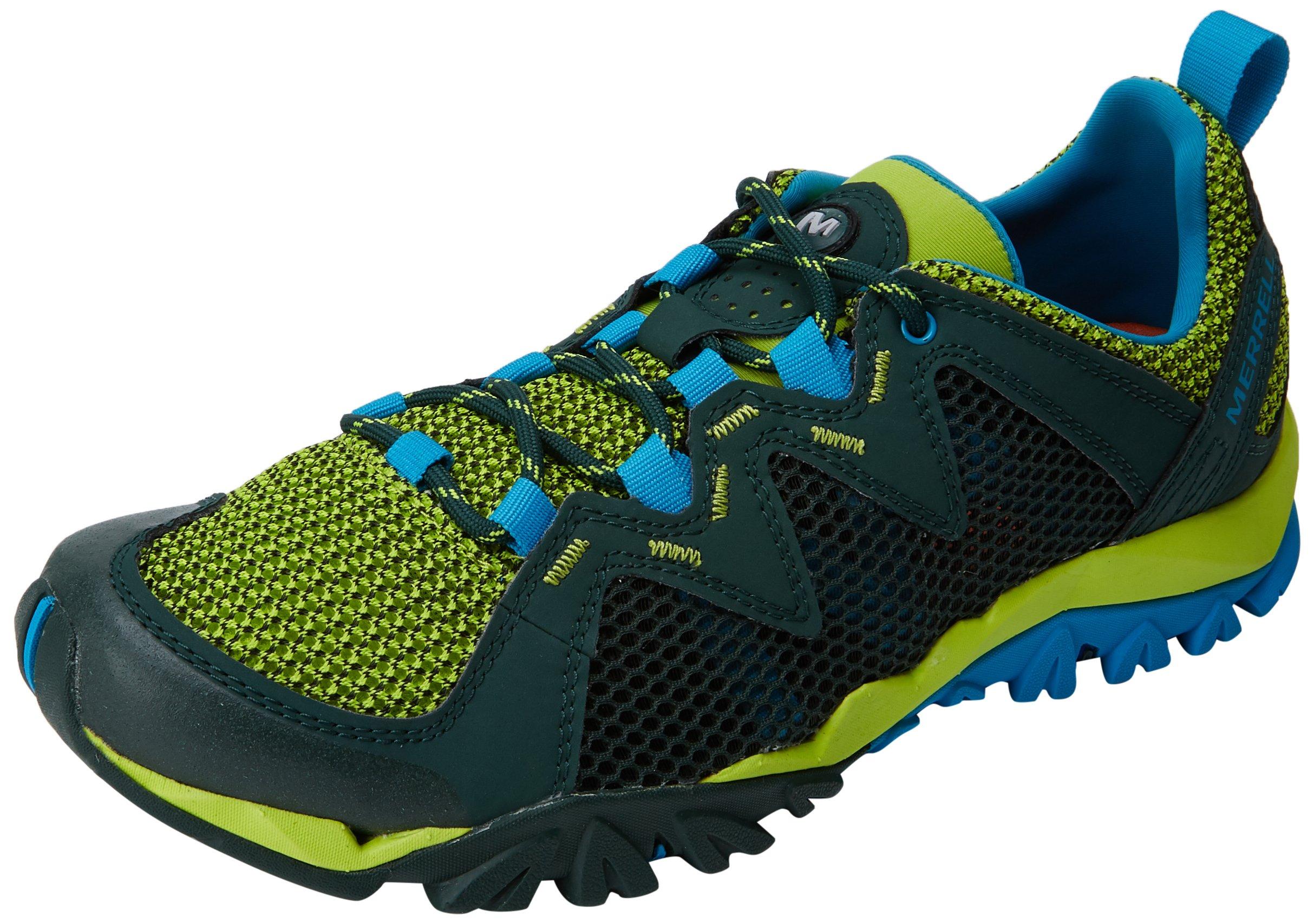 Crest Chaussures Vertcitron Rapid MerrellTetrex Eu Homme Vert43 5 Sports De y0OmvnN8w