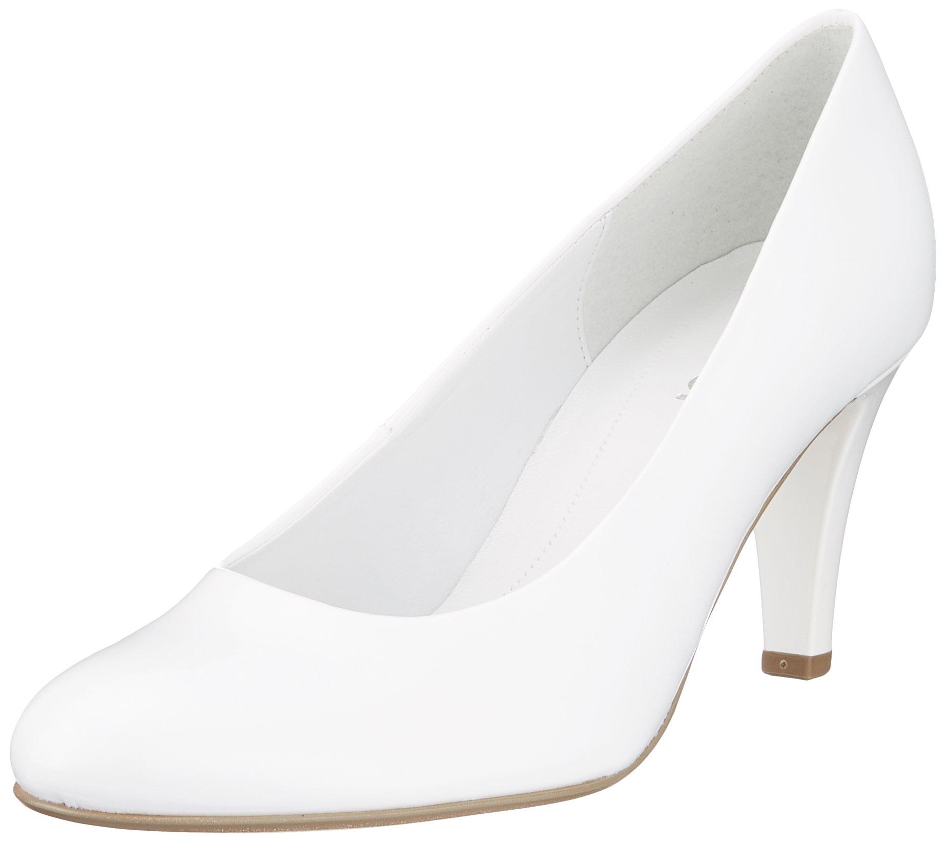 Eu Gabor BasicEscarpins FemmeBlancweiss Shoes absatz41 QdCeWoBErx