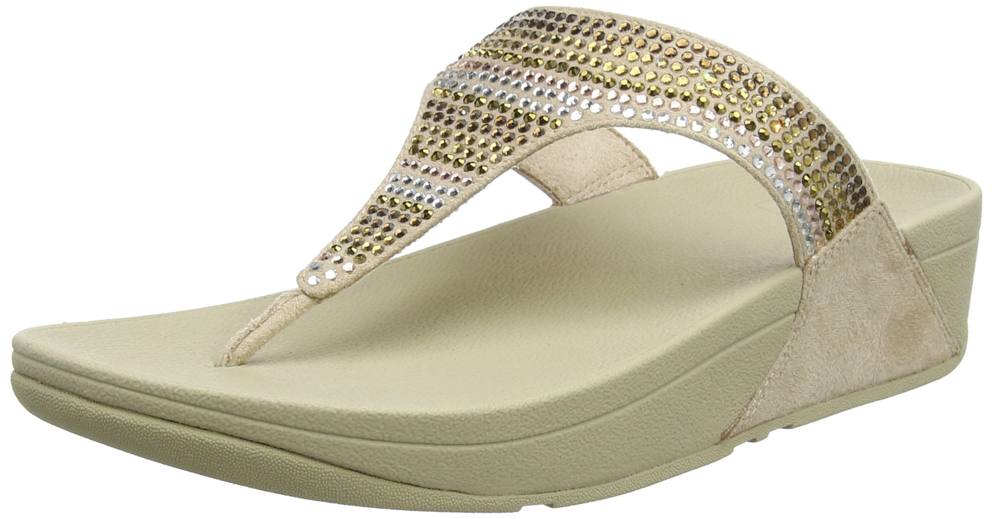 Ouvert 1042 Strobe thong Fitflop SandalsBout Eu Toe FemmeOrgold dxoWrCBe