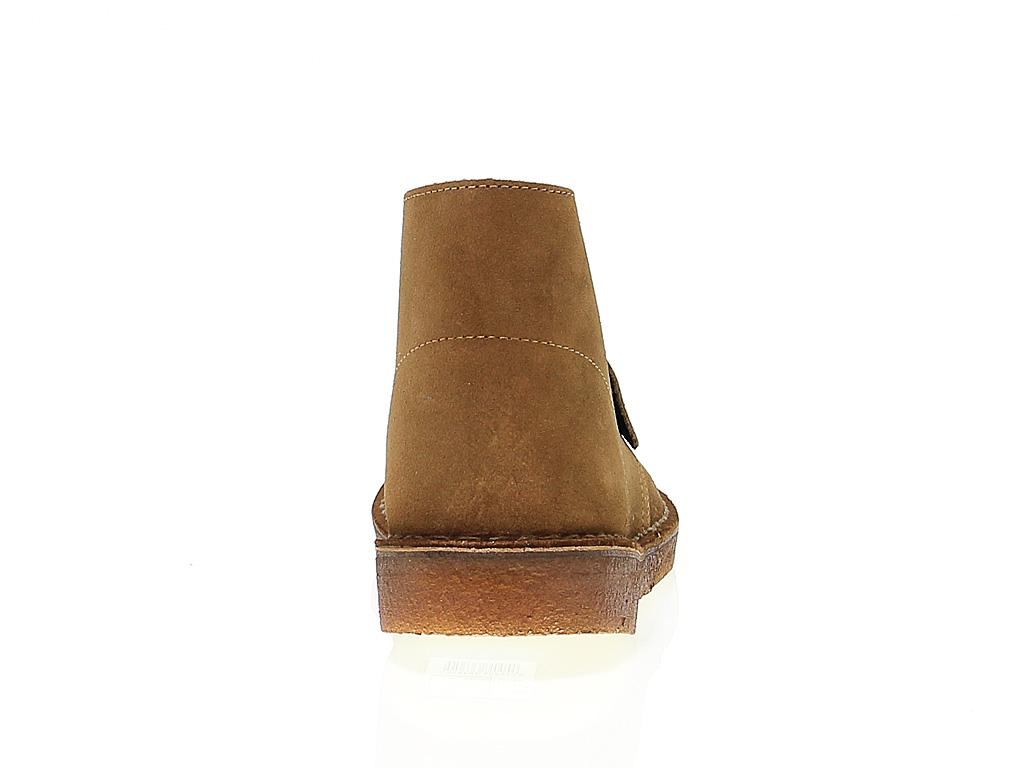 Boots Boot Cola Chamois En Desert Clarks 4ARjL35q