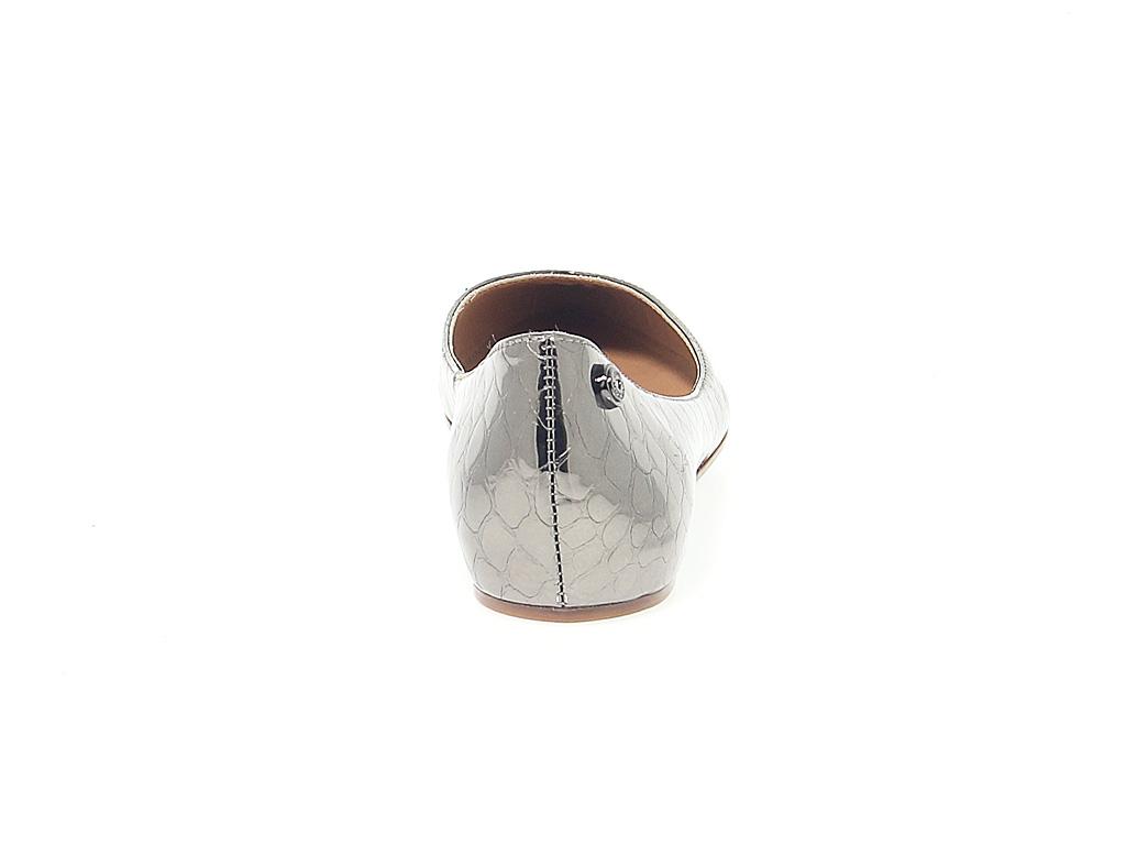 Moschino Chaussures En Peau Love Plates N0P8wymvnO