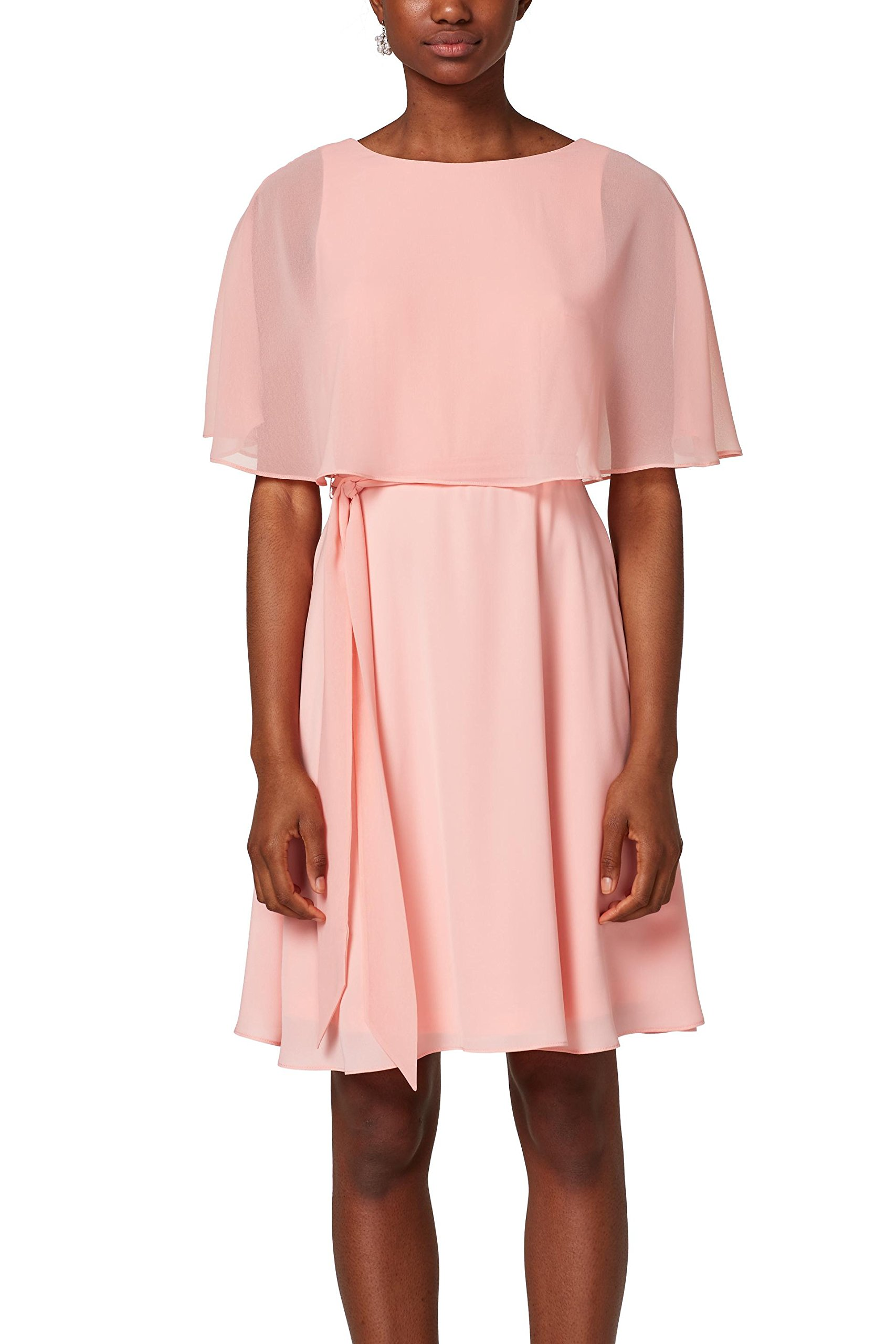 Collection SoiréeRoselight 69044 028eo1e032 De Pink Esprit Robe Femme 0wOmPyvN8n