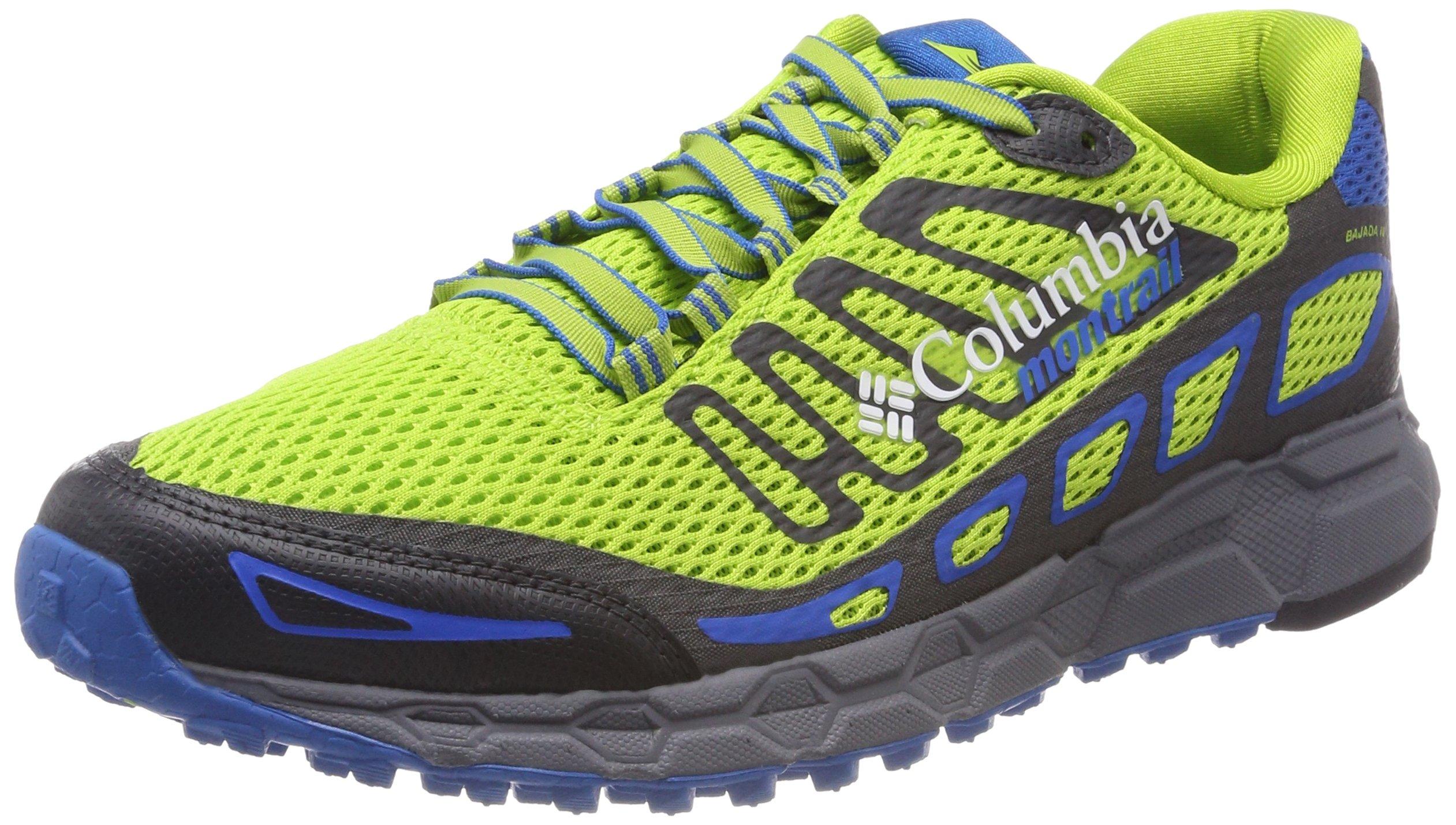 De Trail IiiVertbright GreenMagic RunningBajada BluePointure42 Chaussures Homme Columbia erdCxoB