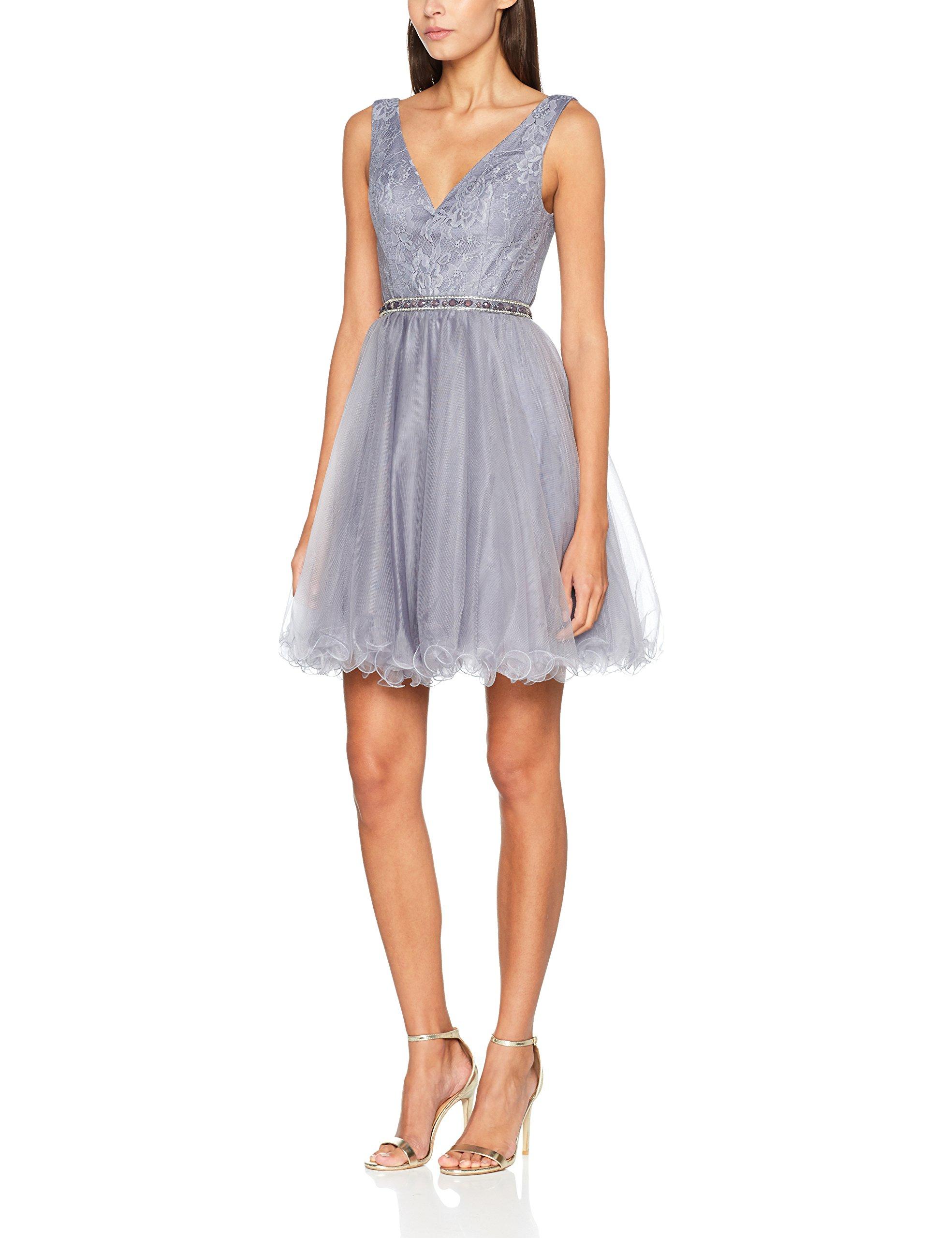 Cocktail Femme Laona Lilac 6 9045Uk RobeViolettsoft Dress WYD9EeIH2