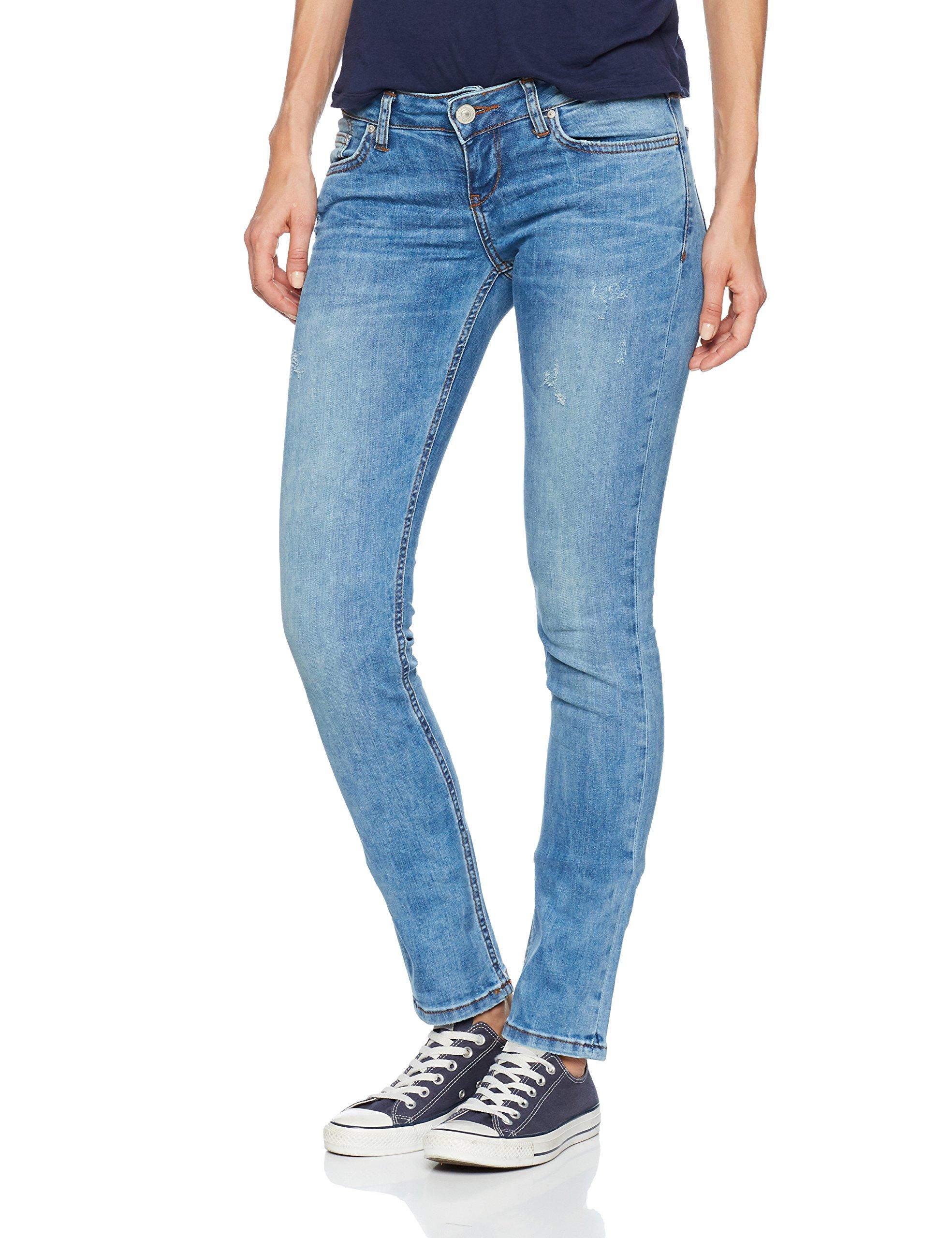 DroitBlauaurra Femme Jeans Aspen Wash Ltb 50663W27 l35 Jean 0wPXnOZkN8