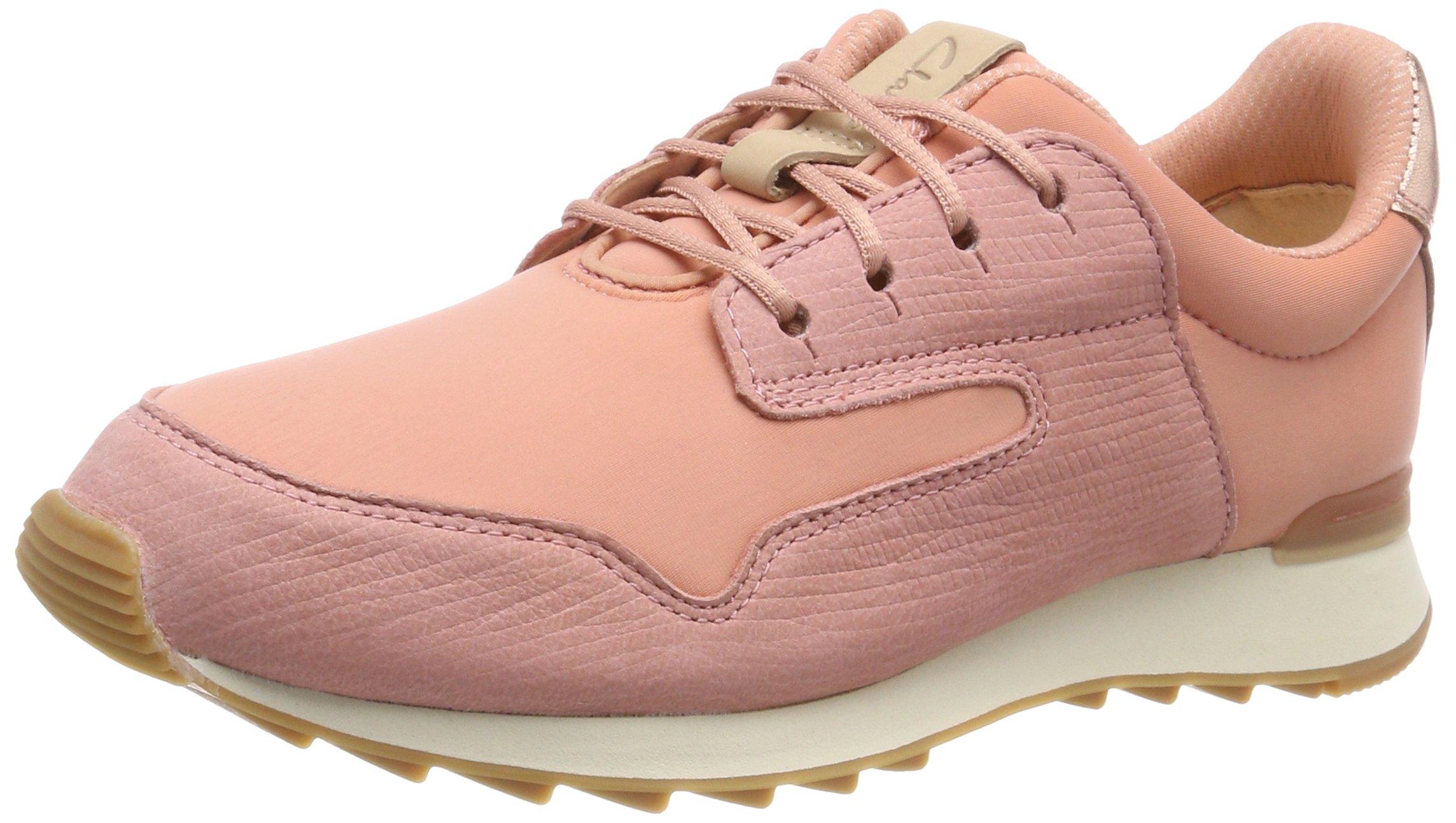 Clarks Eu MixSneakers Basses Combi41 FemmeRosepink Floura SUGqMzVpL