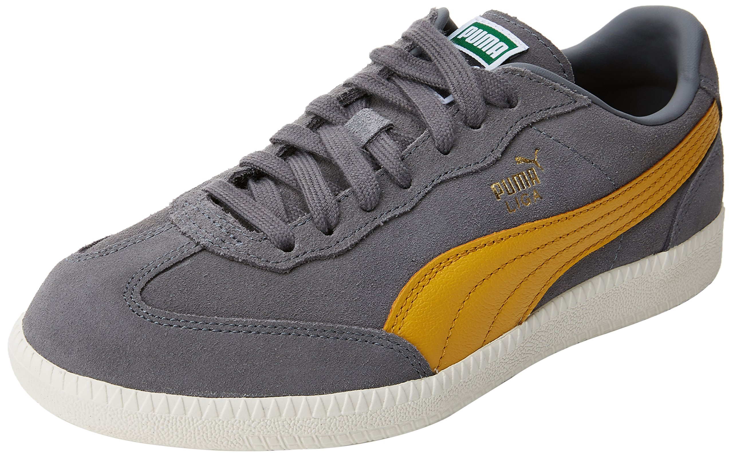 mineral Puma whisper Eu Mixte AdulteMarronquiet Yellow White39 Shade Basses Liga SuedeSneakers SMUzVqp