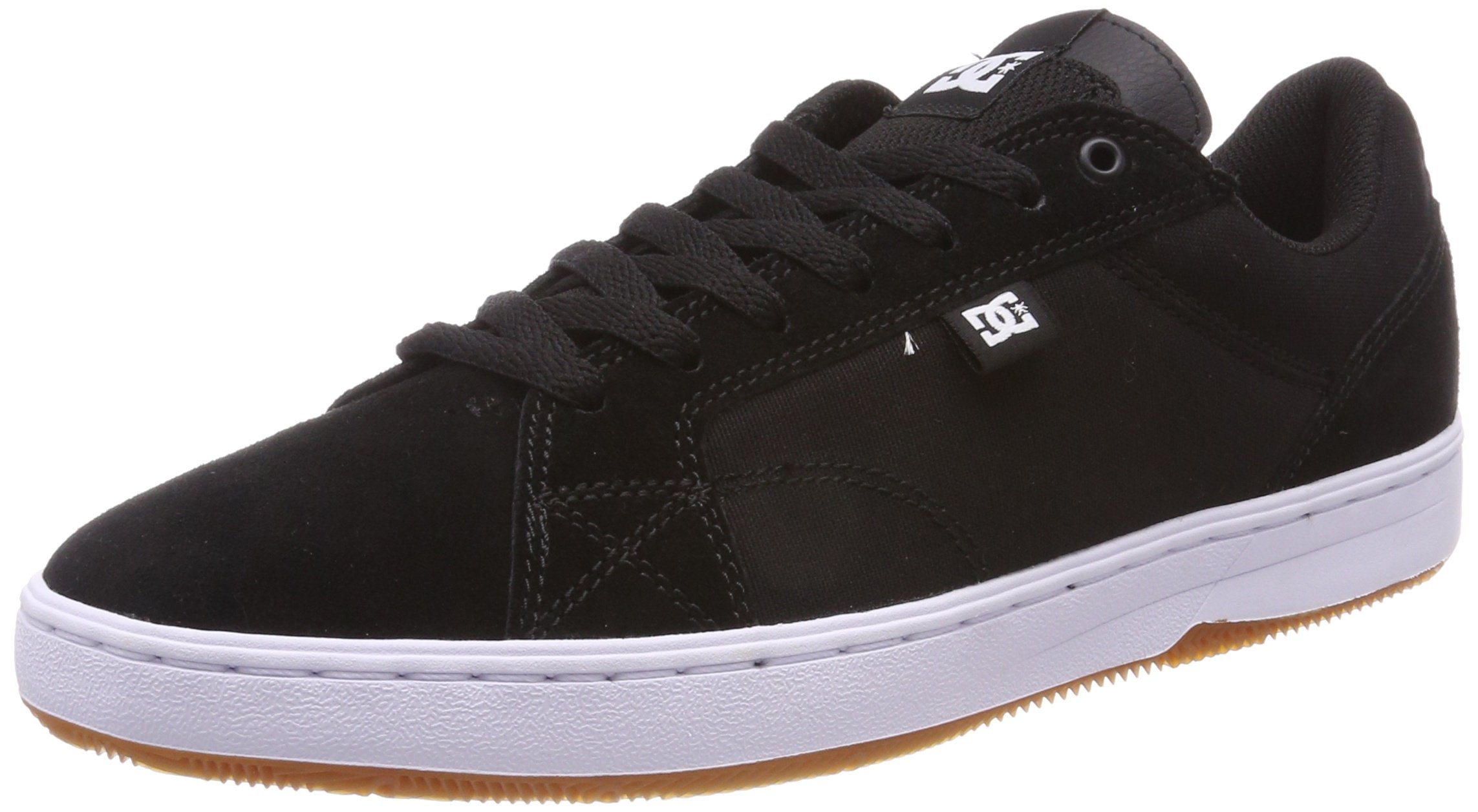 Eu AstorBaskets Bw644 Dc white Shoes gum HommeNoirblack bgv7Yf6y