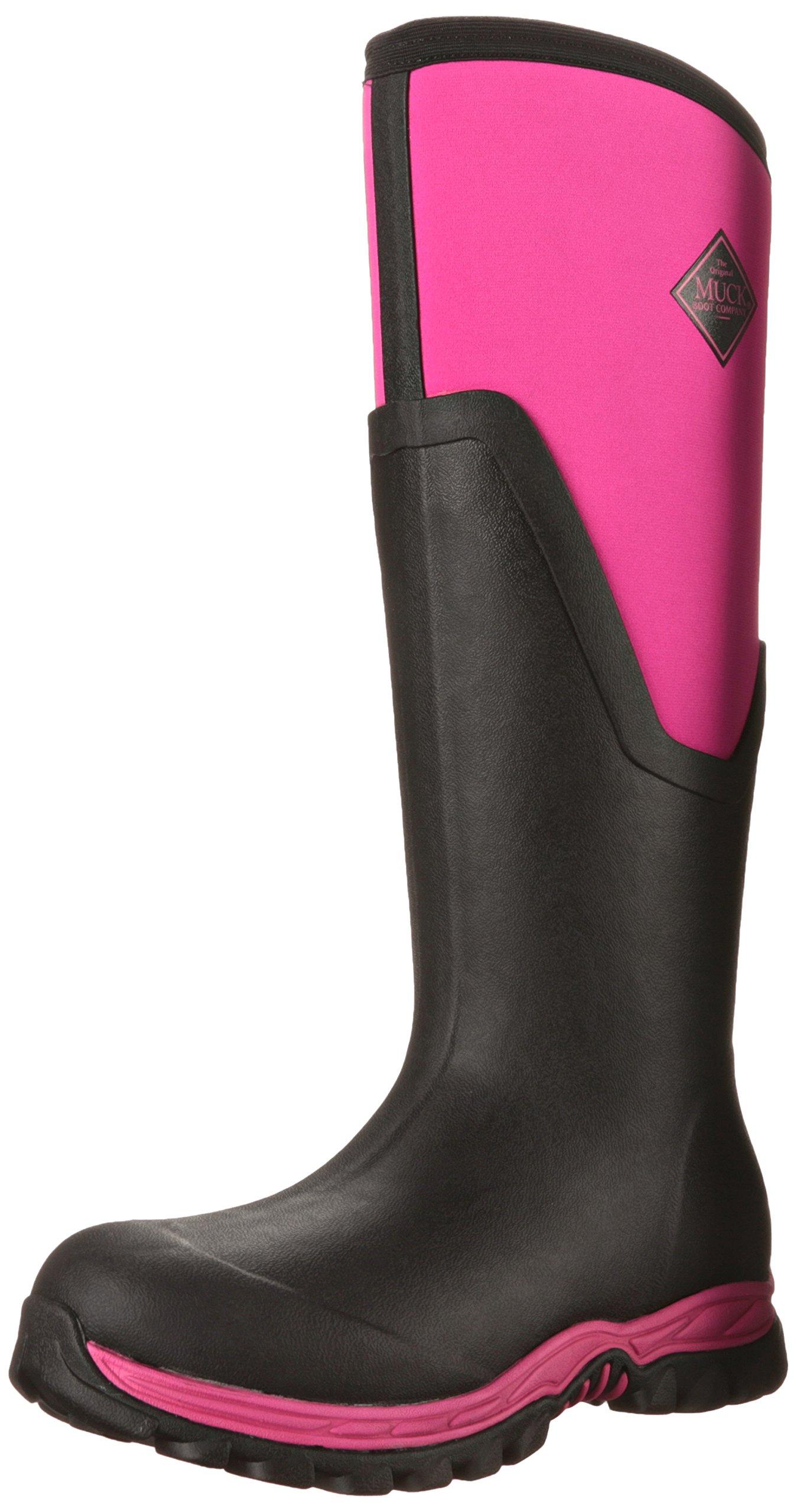 Eu Arctic Pluie pink42 FemmeRoseblack TallBottesamp; Muck Boots De Sport Ii Bottines ZiXPlOTwku