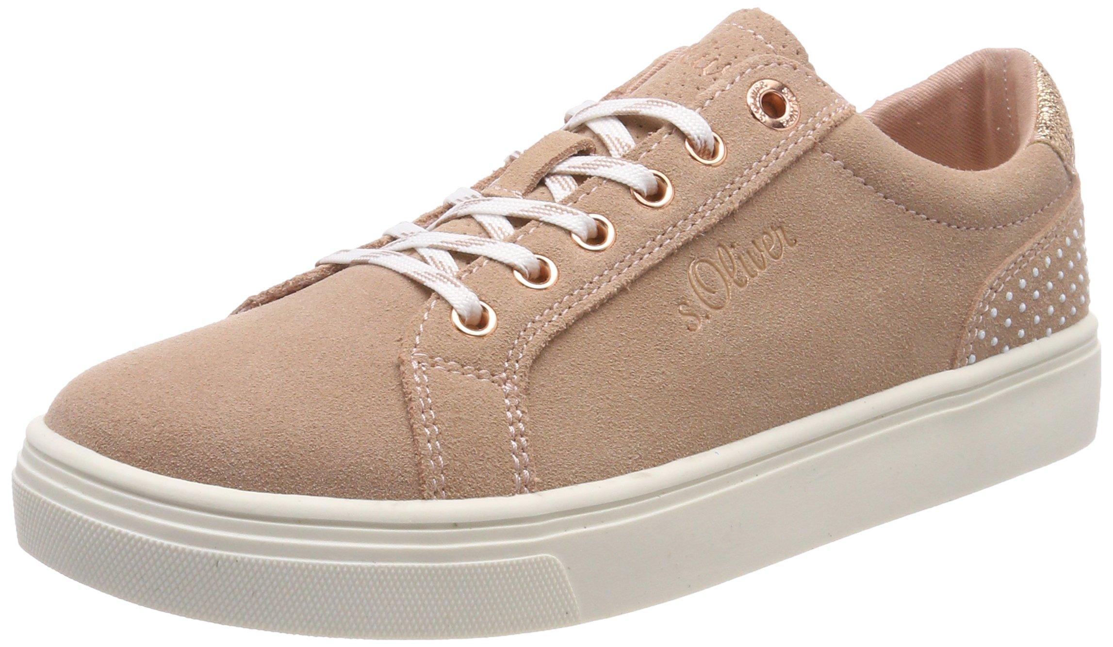 S Basses 23620Sneakers Femmeold Eu Rose39 oliver 0ONwm8nv