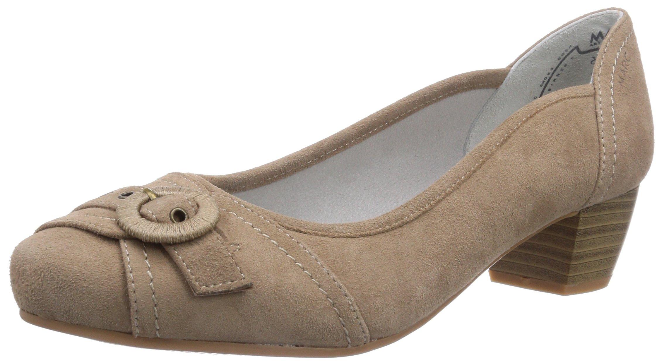 38 Du 1 260 Shoes Grautaupe 06 Couvert Femme 260Taille Marc Eu athenaChaussures À Pieds Gris 484 21 TalonsAvant N80wmnv