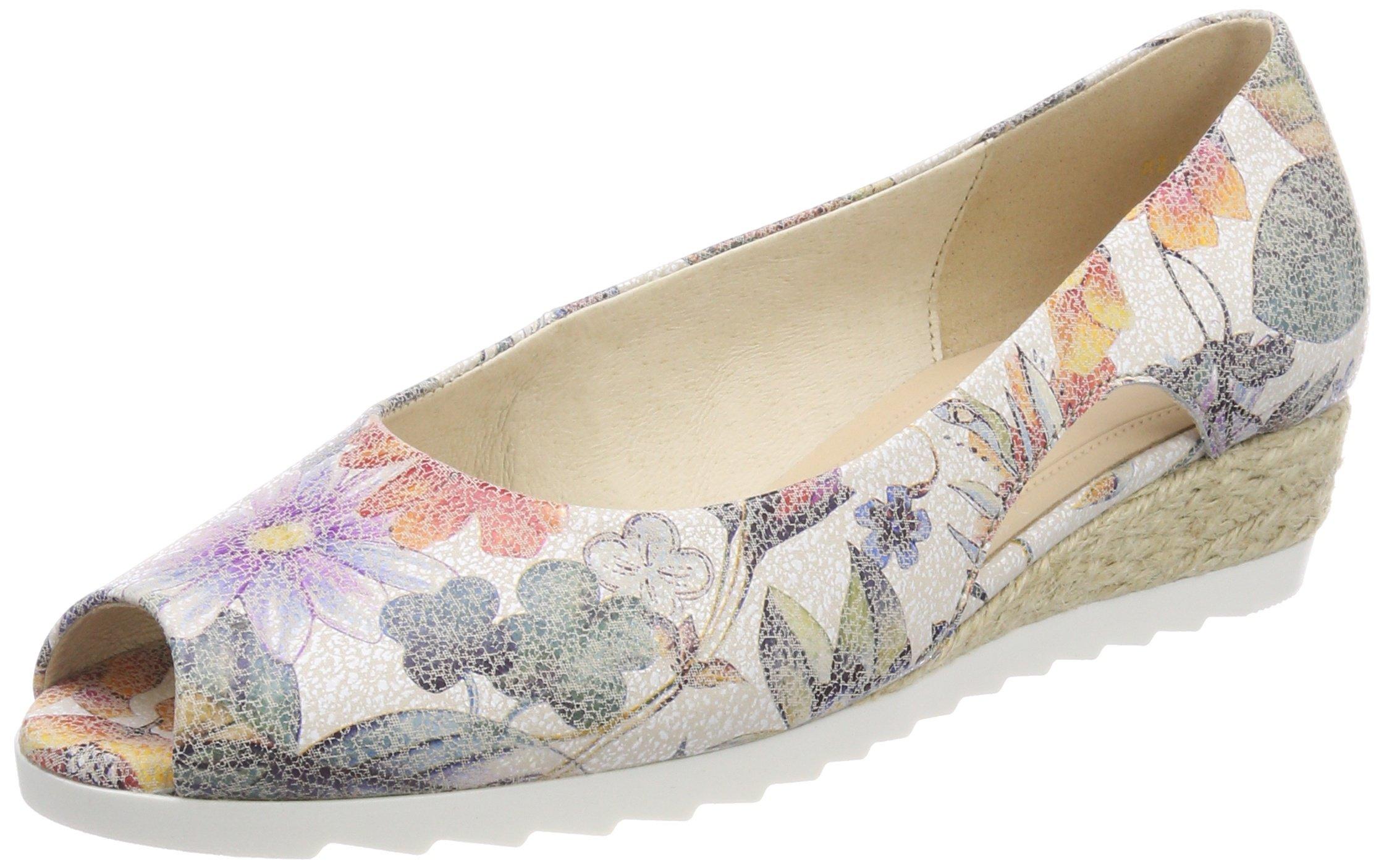 Comfort Gabor FemmeMulticoloremulticolor Shoes SportEscarpins Jute39 Eu IY6gyf7vb