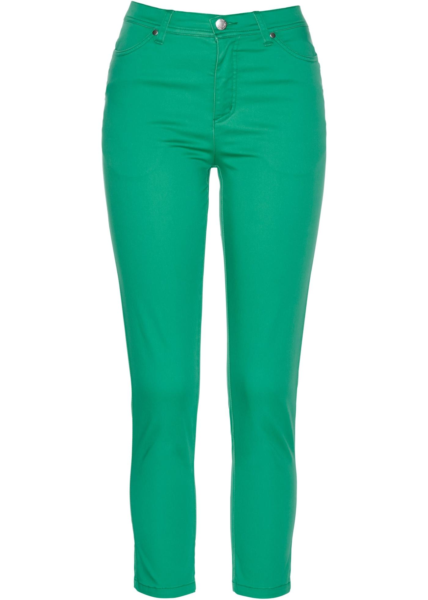 BonprixPantalon Pour Selection Bpc Confort Extensible Femme Premium Vert 34jRqc5AL