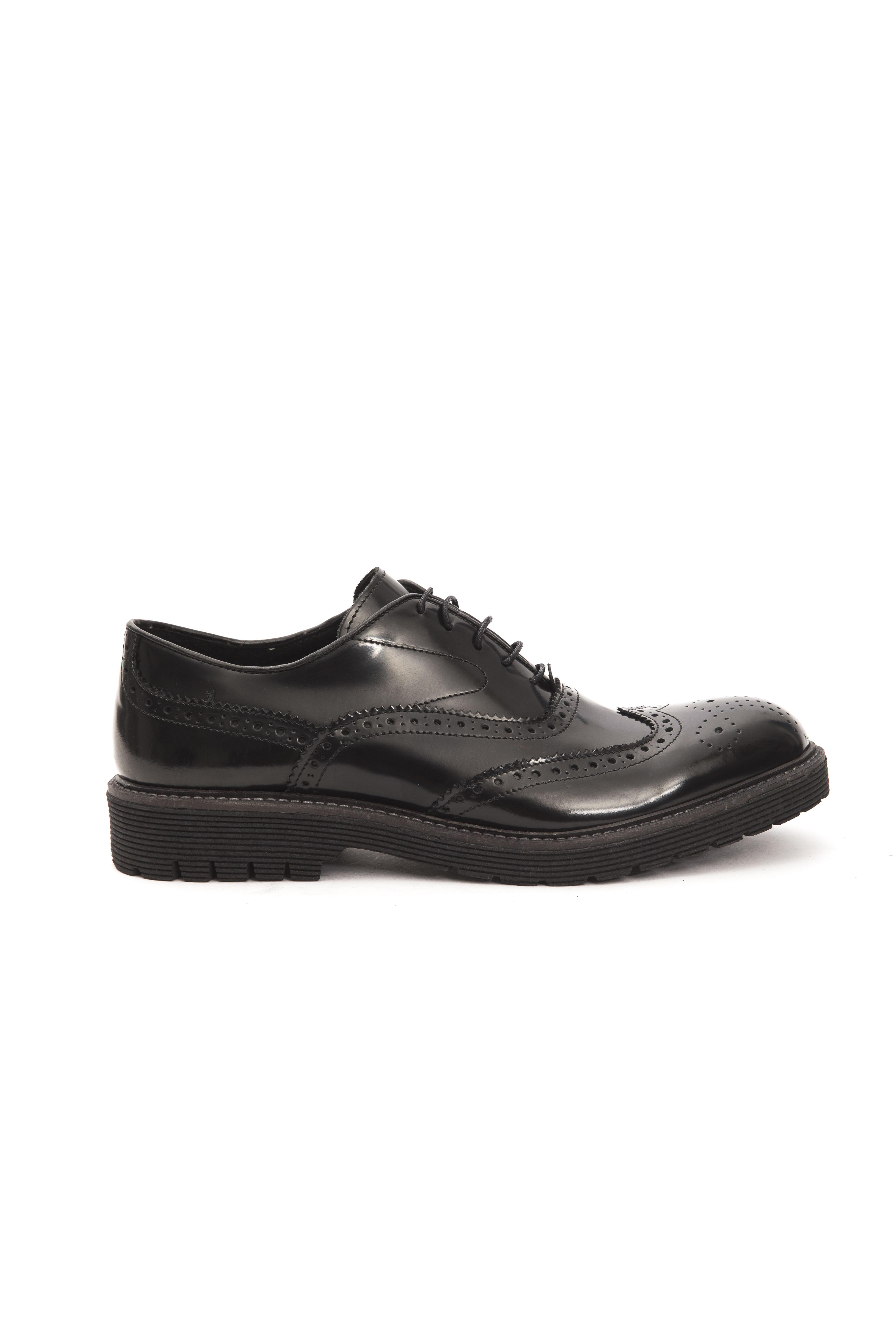 Collection Positano Chaussures Trussardi Noir n0PX8wOk