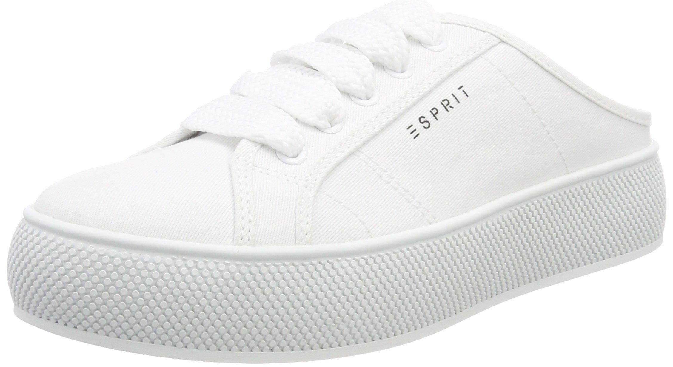 MuleSneakers Eu FemmeBlancwhite41 Esprit Basses Barbie rxCBoWde