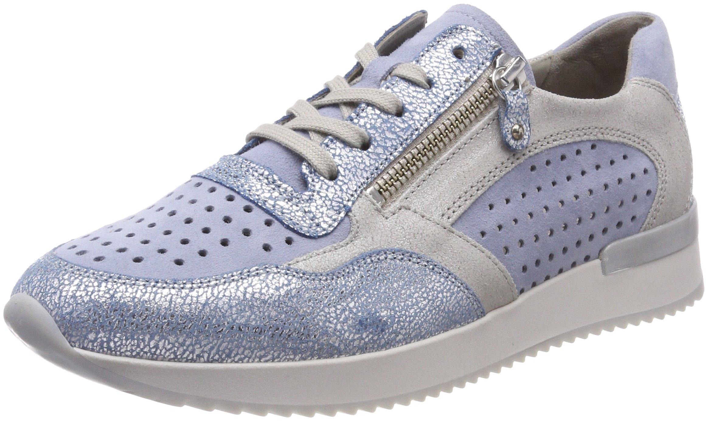 Eu Shoes CasualDerbys Gabor FemmeBleucielo aquamargen41 5AR34jL