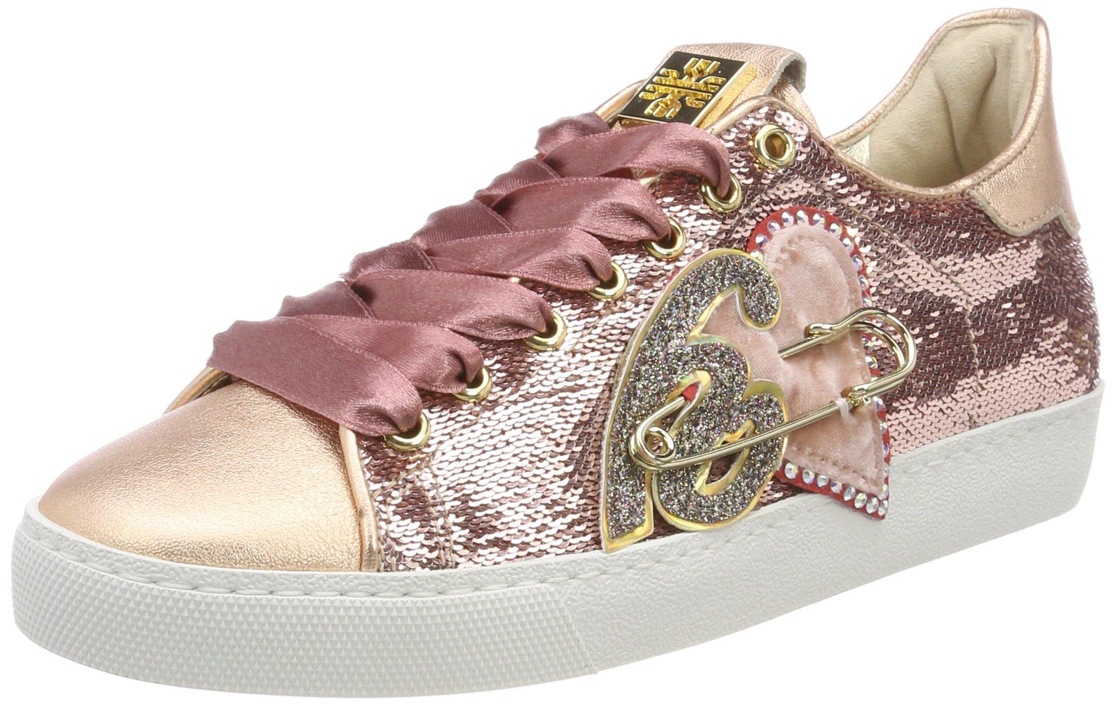 Högl 0328Sneakers Basses FemmeBeigerose38 5 10 5 Eu deoCrBWQx