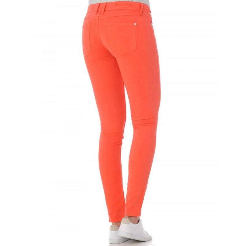 Kaporal Pantalon Pantalon Orange Raven W26 zUVSMp