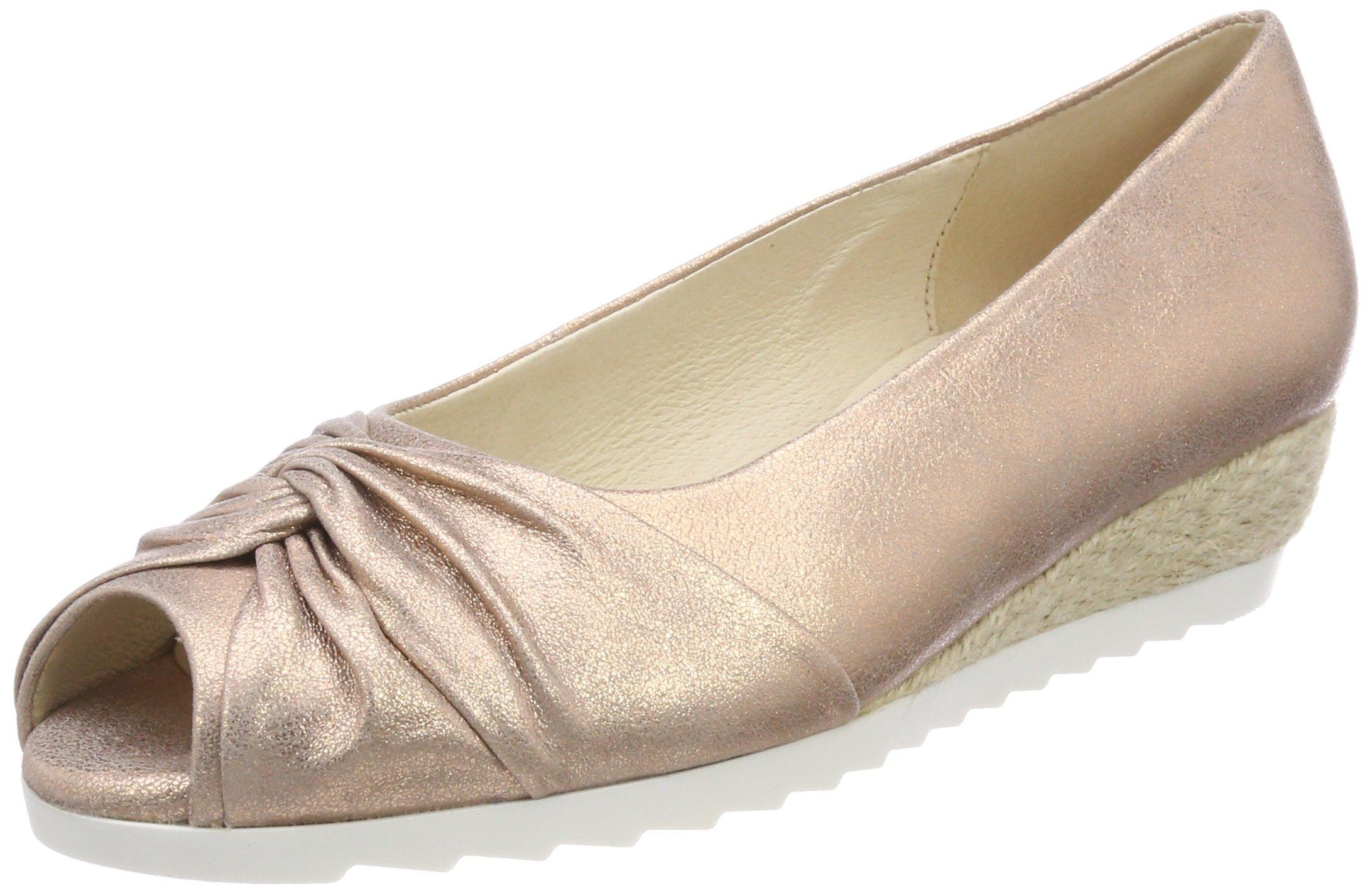Comfort Gabor Eu SportEscarpins FemmeMulticolorecorallo Jute40 Shoes UMpGLqVSz