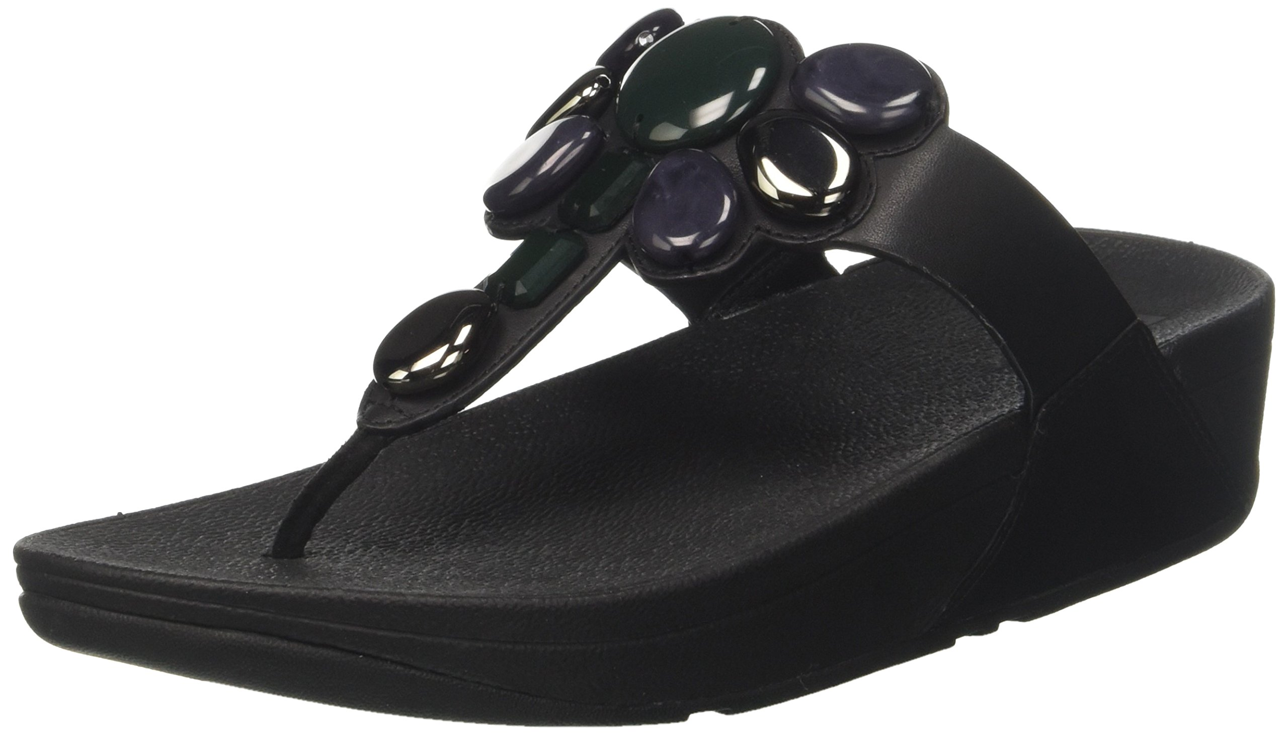00140 Eu thongTongs FemmeNoirnero Fitflop Honeybee Toe GjqLSMVpUz