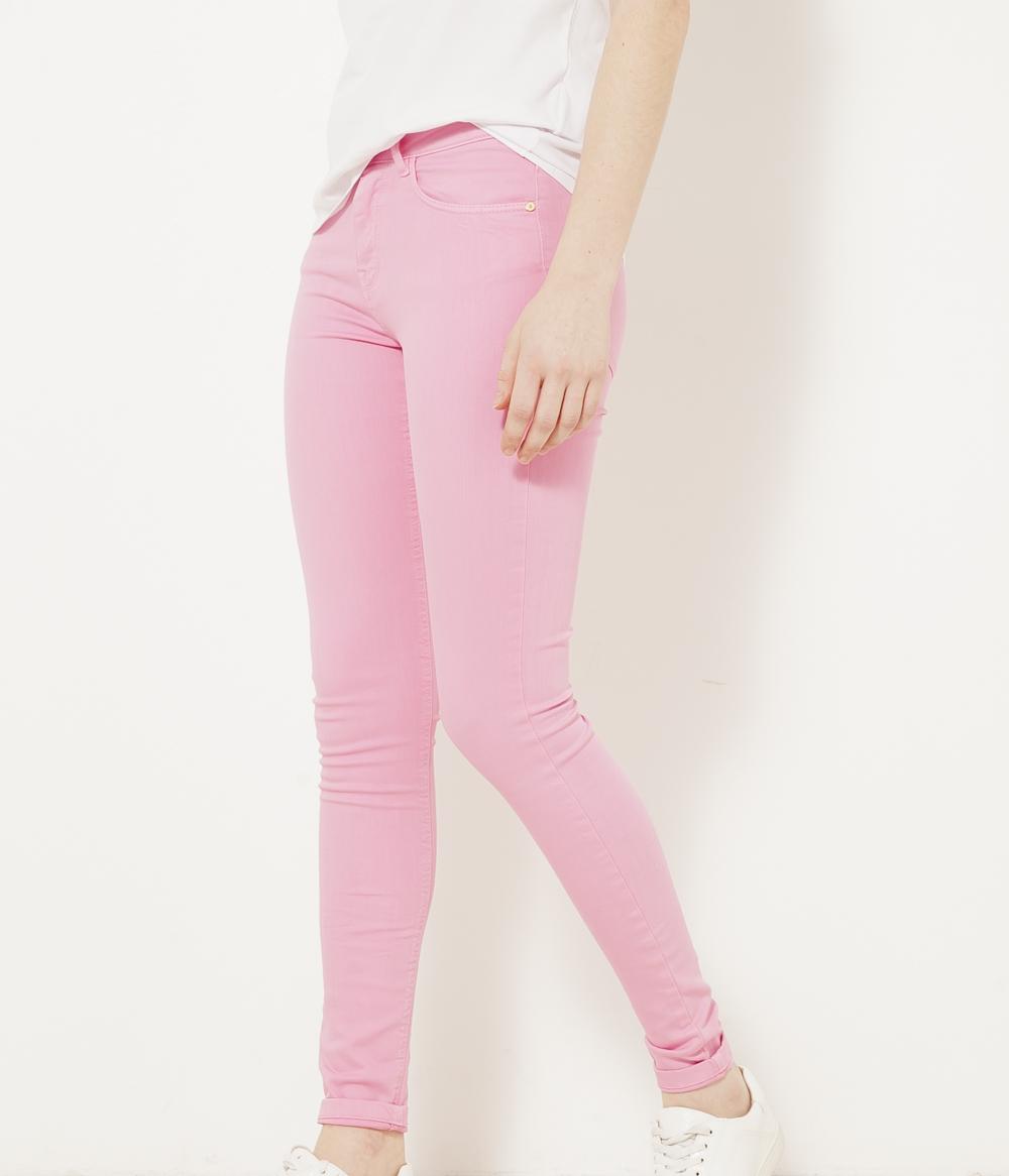 Skinny Pantalon Poches Camaïeu 5 Femme kOXiPTZu