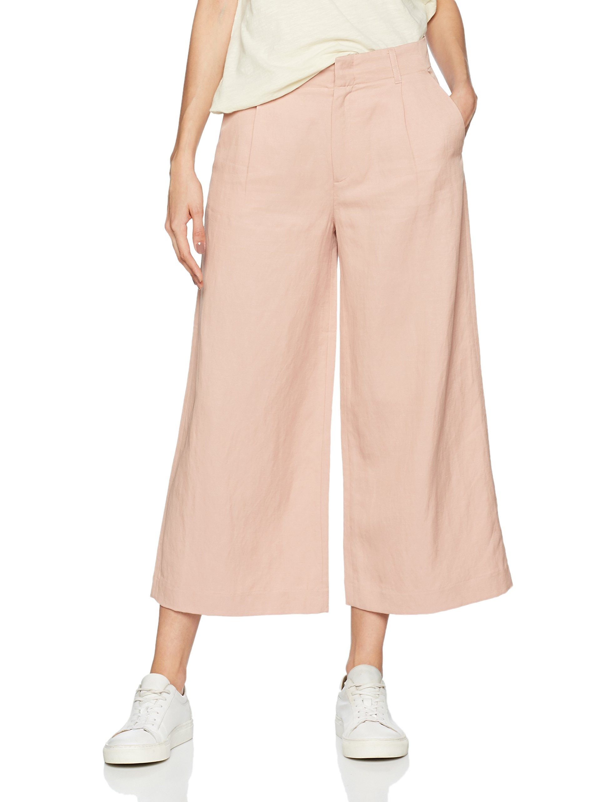 FabricantX smallFemme Max Trousers PantalonRosepetal6taille Cropped K Wide Filippa sCdxthQr