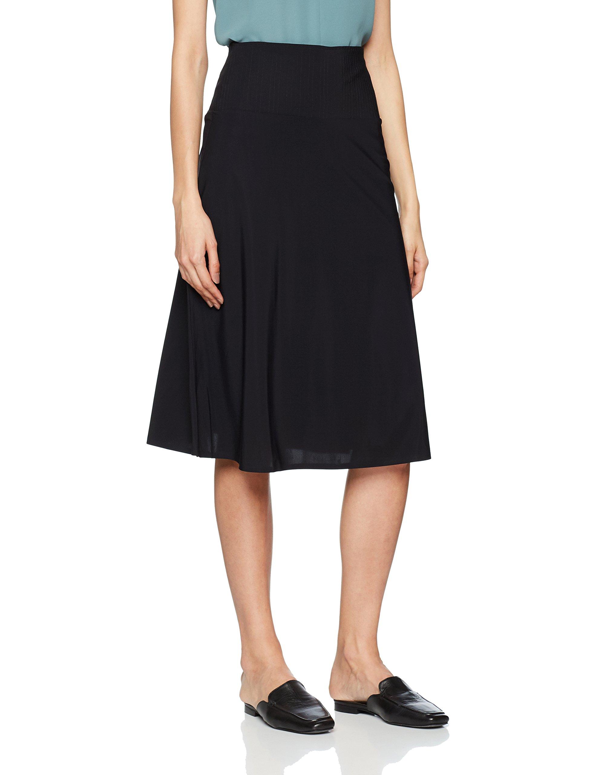 Filippa Waisted K High Skirt JupeNoirblack40taille Jersey FabricantLargeFemme hQtodBrCsx