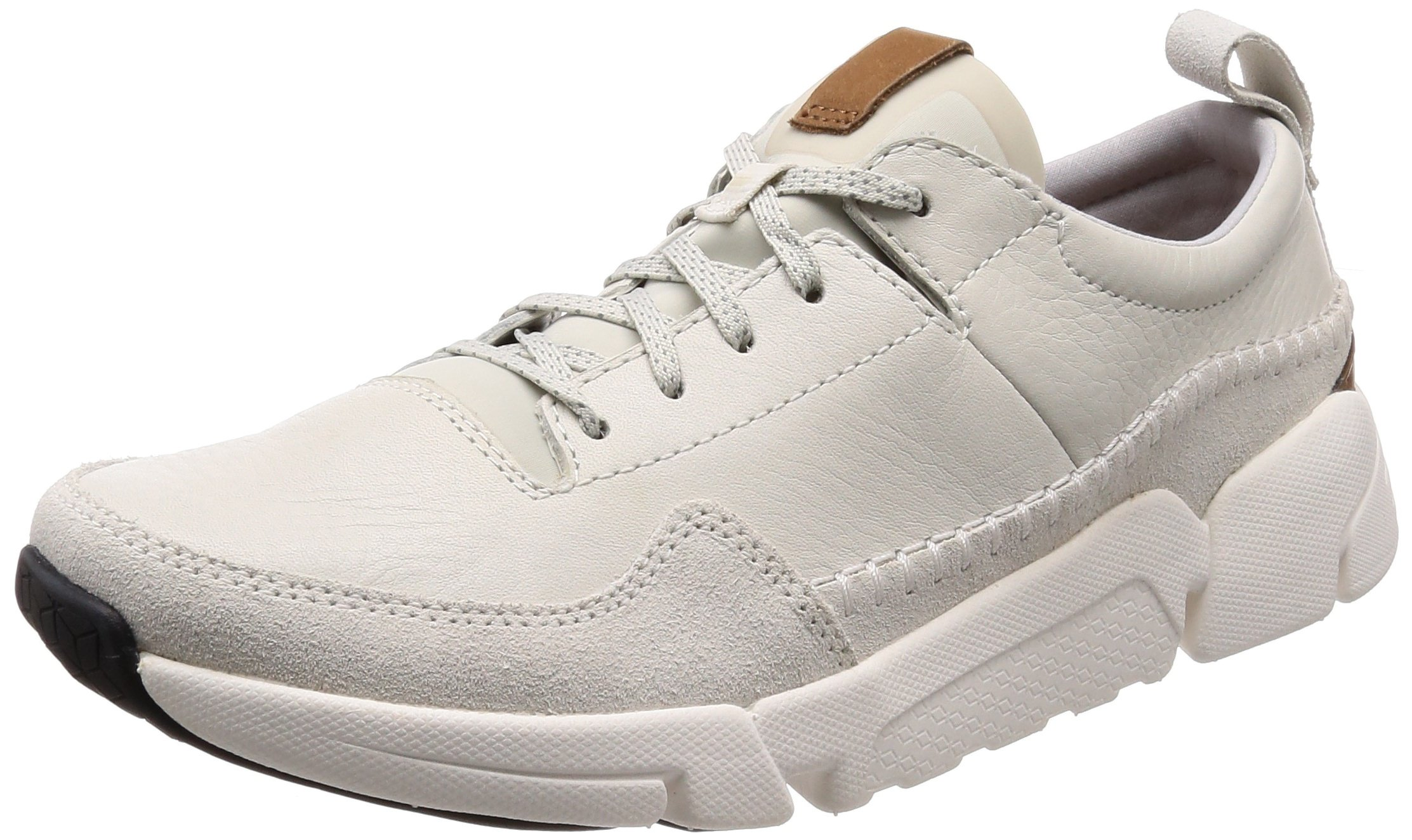 Basses RunSneakers HommeBlancwhite Clarks Triactive Eu Leather42 LSMVGqUzp