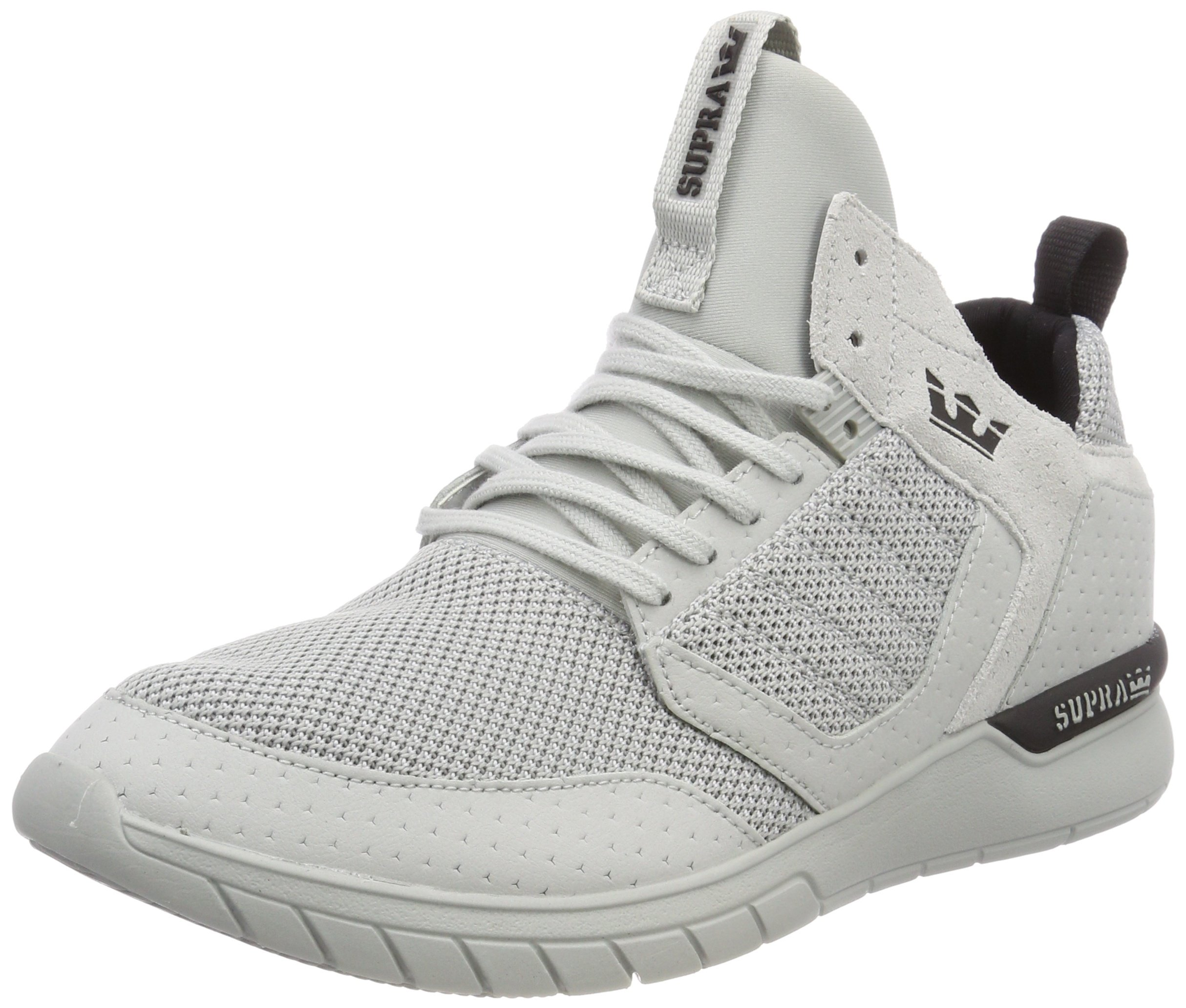 cool Supra Eu Grey43 HommeGrisblack MethodSneakers Basses dxCorBeW
