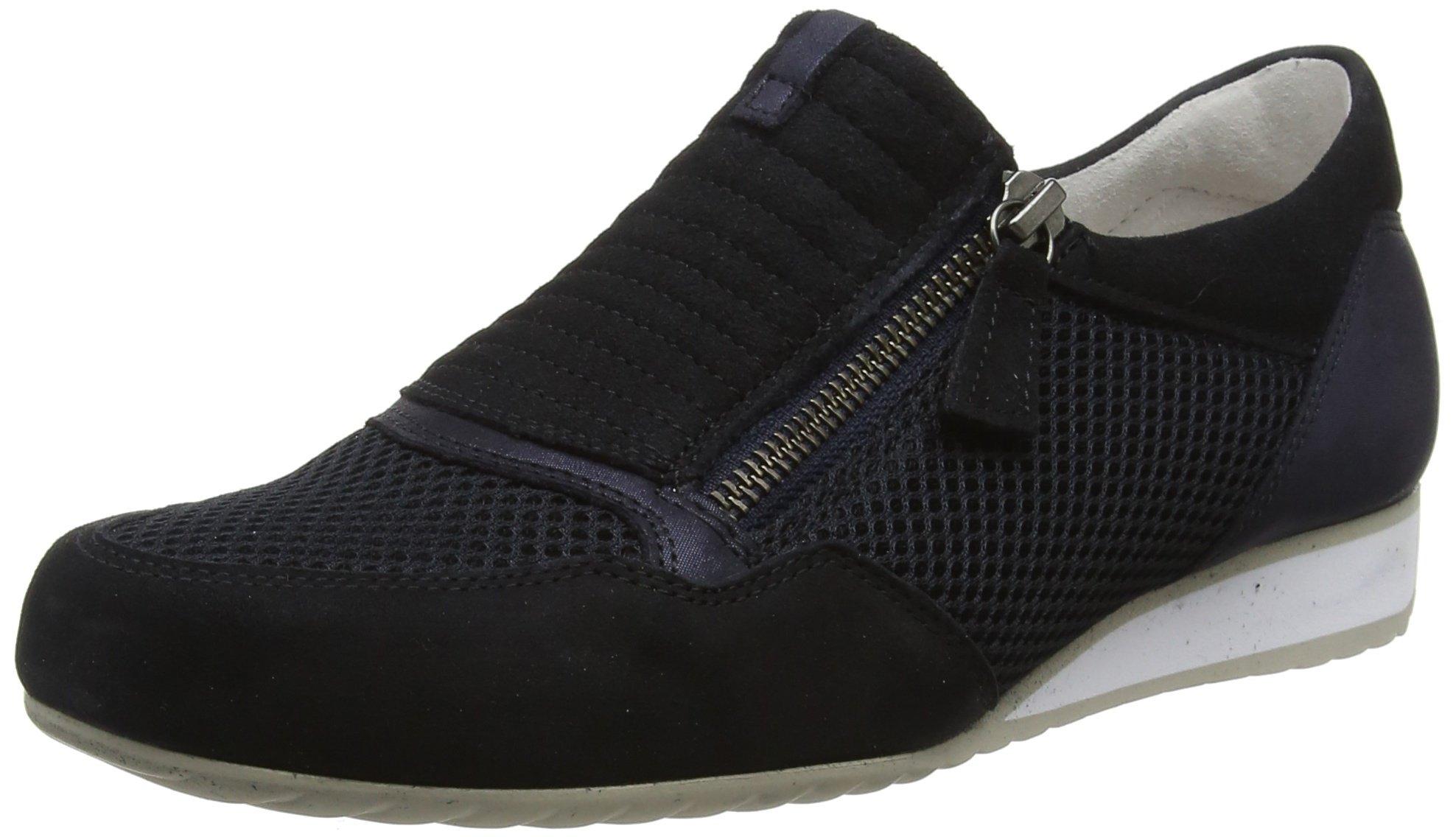Shoes BasicDerbys Comfort FemmeBleunightblue38 Gabor Eu shQBrCxtdo