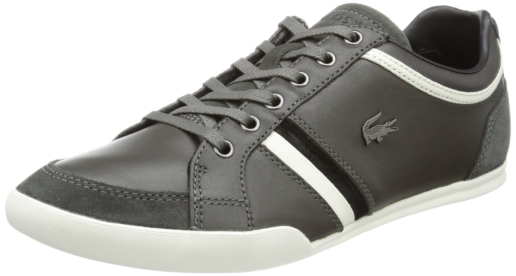 Lacoste Wht Rayford Gry blk45 2Low top HommeGrisGraudk off 8n0mNwv