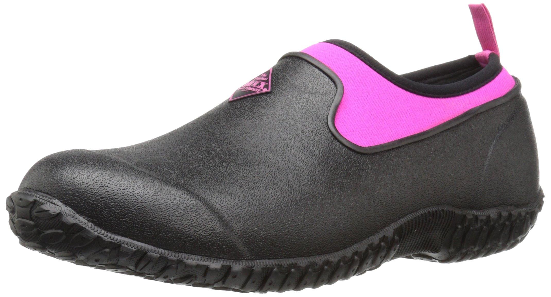 Ii LowBottesamp; Muck Women's Pink37 Bottines FemmeNoirblack Muckster hot Pluie Boots Eu De ZuTwPkXilO