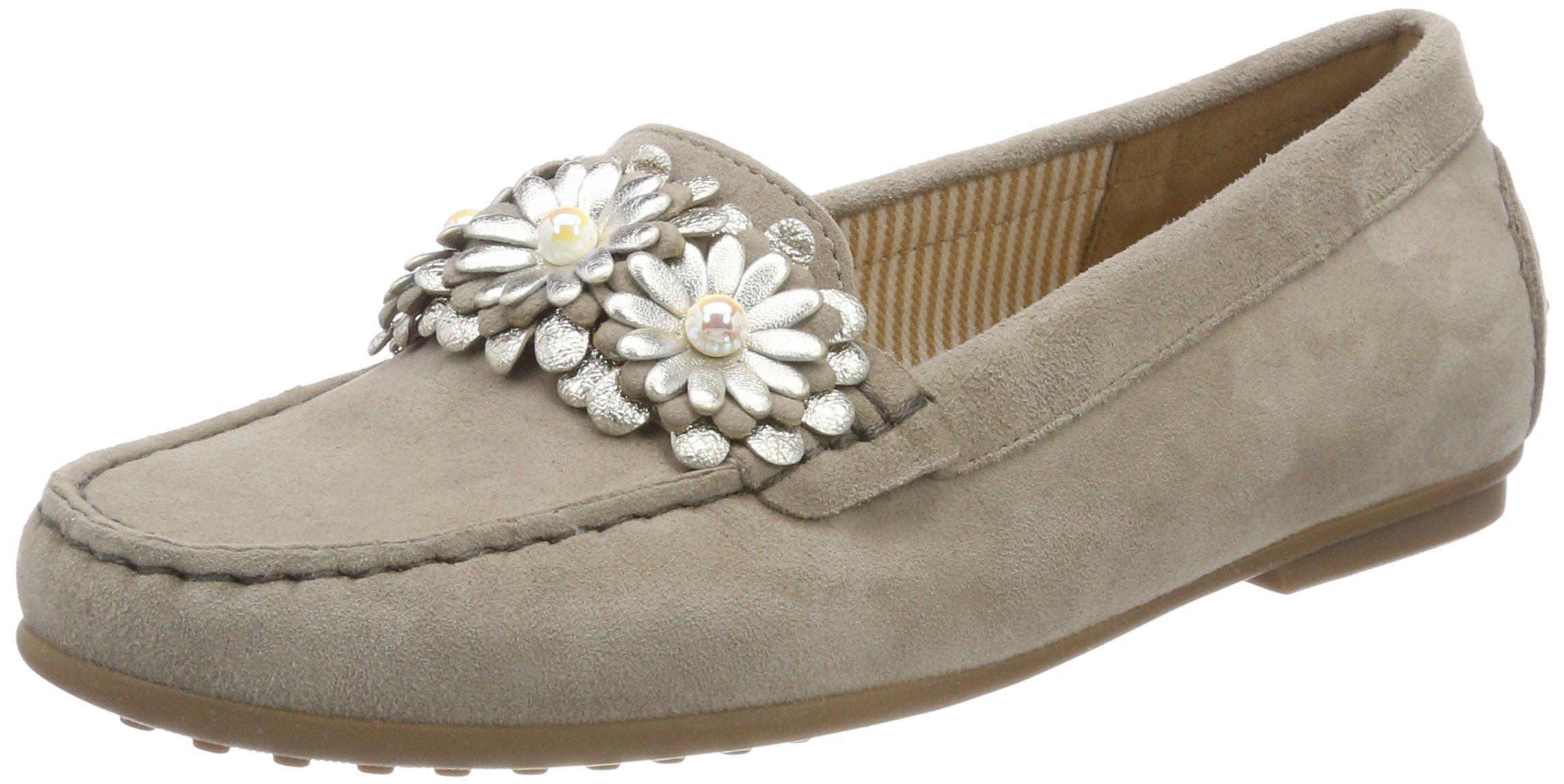 Eu CasualMocassins powder38 Gabor Shoes FemmeMarronvisone v0OPmwynN8