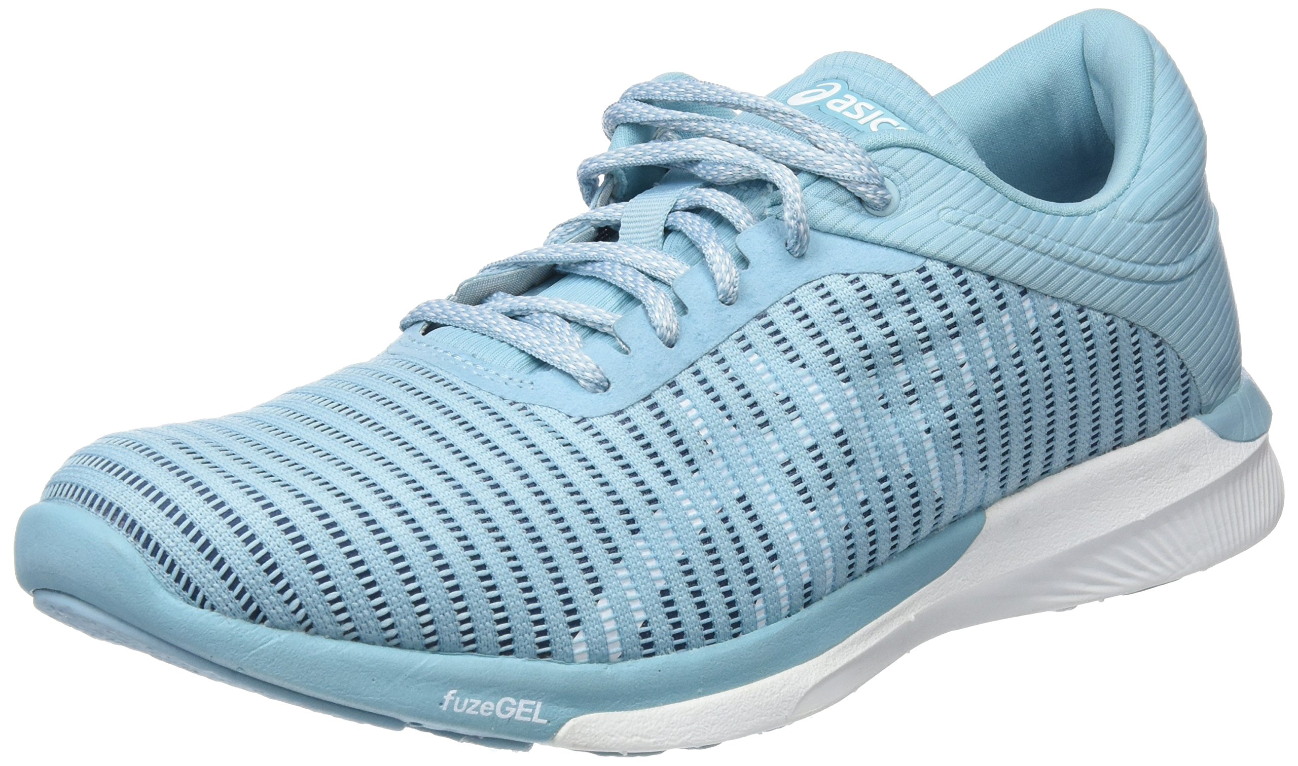 Fuzex Blue De 140140 FemmeBleuporcelain smoke White Rush Eu AdaptChaussures Running Compétition Asics dChQxtsr