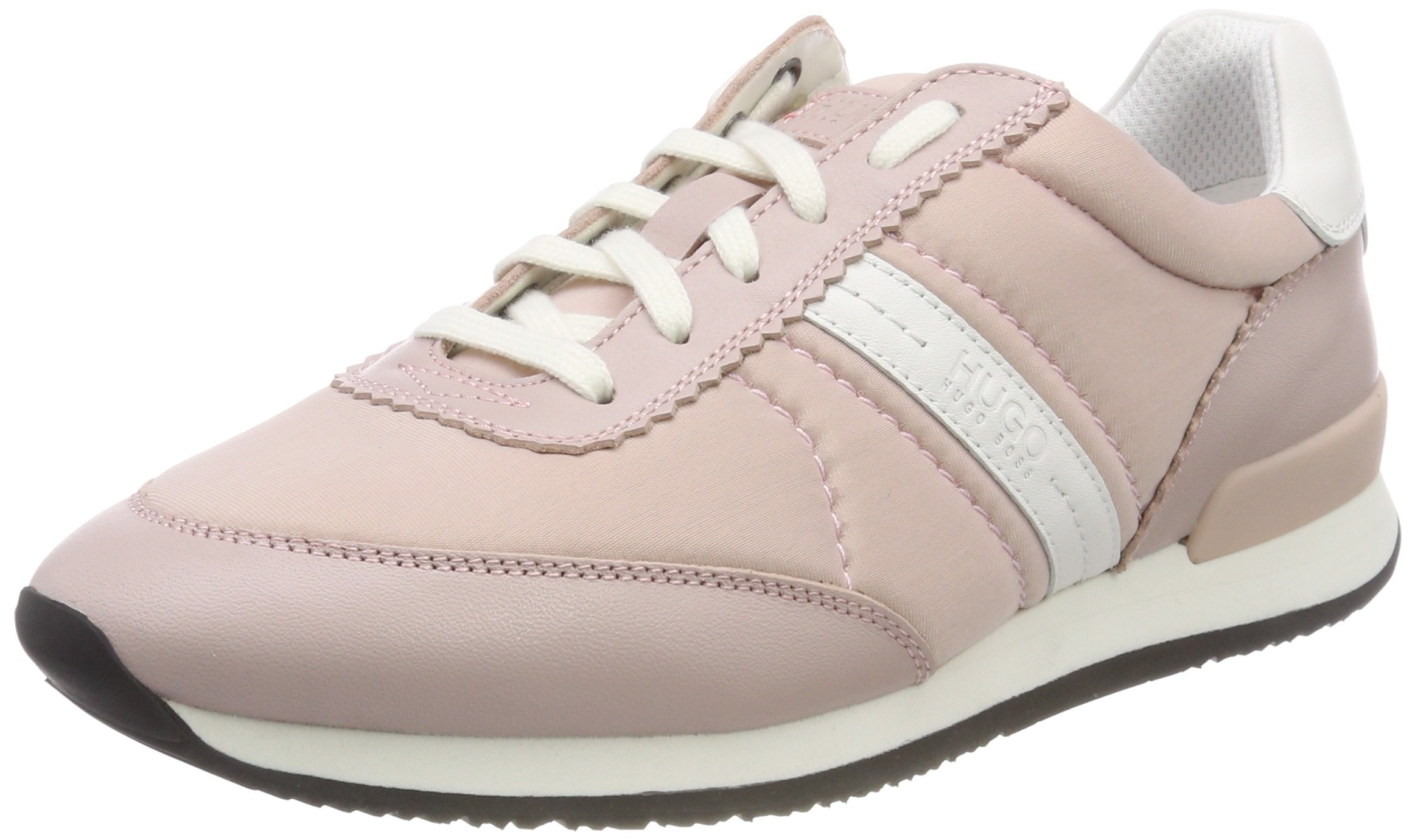 FemmeRoselight Harlem Eu nSneakers Hugo Adrienne Basses Pink 68140 pastel QshCxBtrd