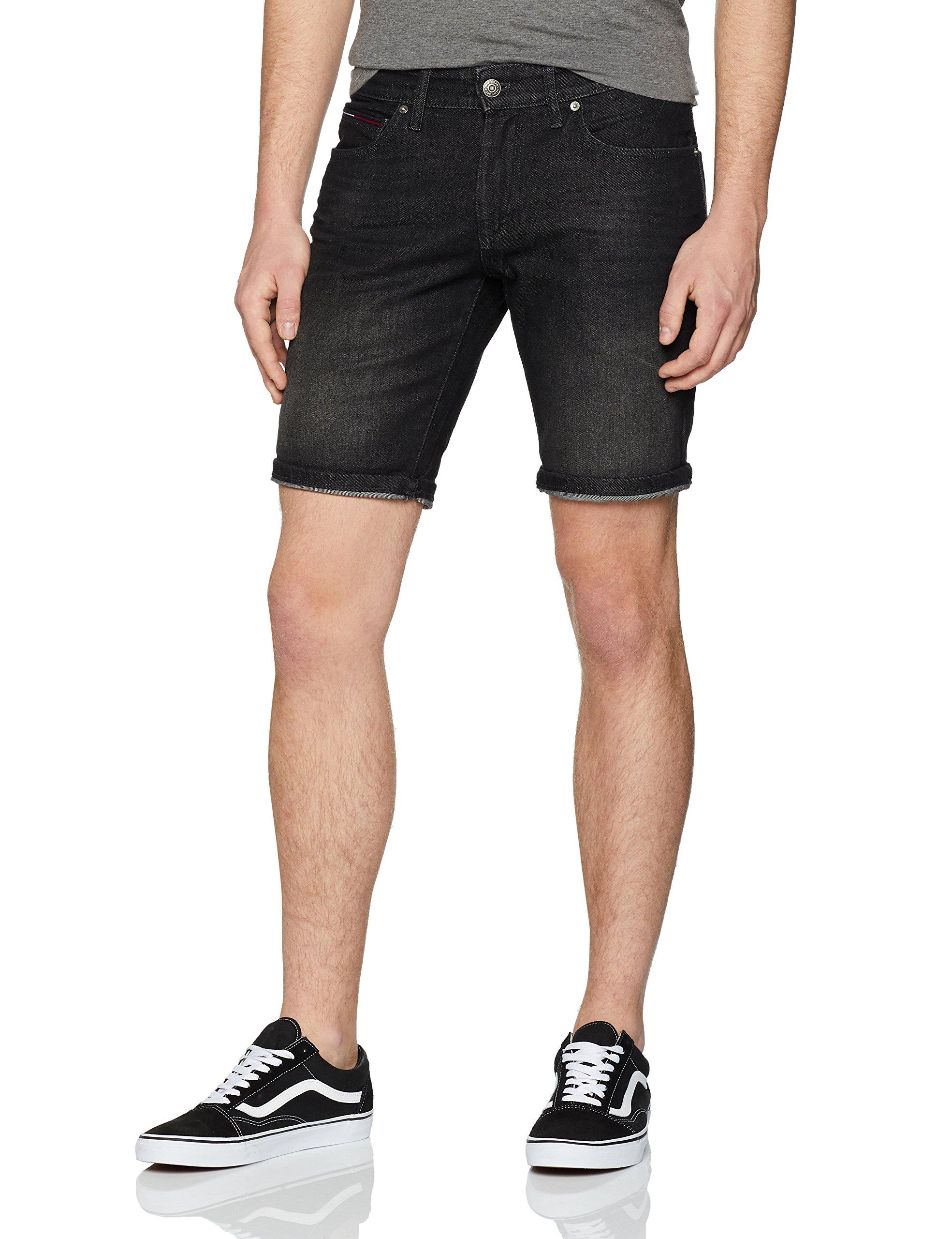 Skinny Short Comfort Jeans FabricantNi29 Bleuclassic Black Scanton Tommy Homme 911taille Ygvb7mI6yf