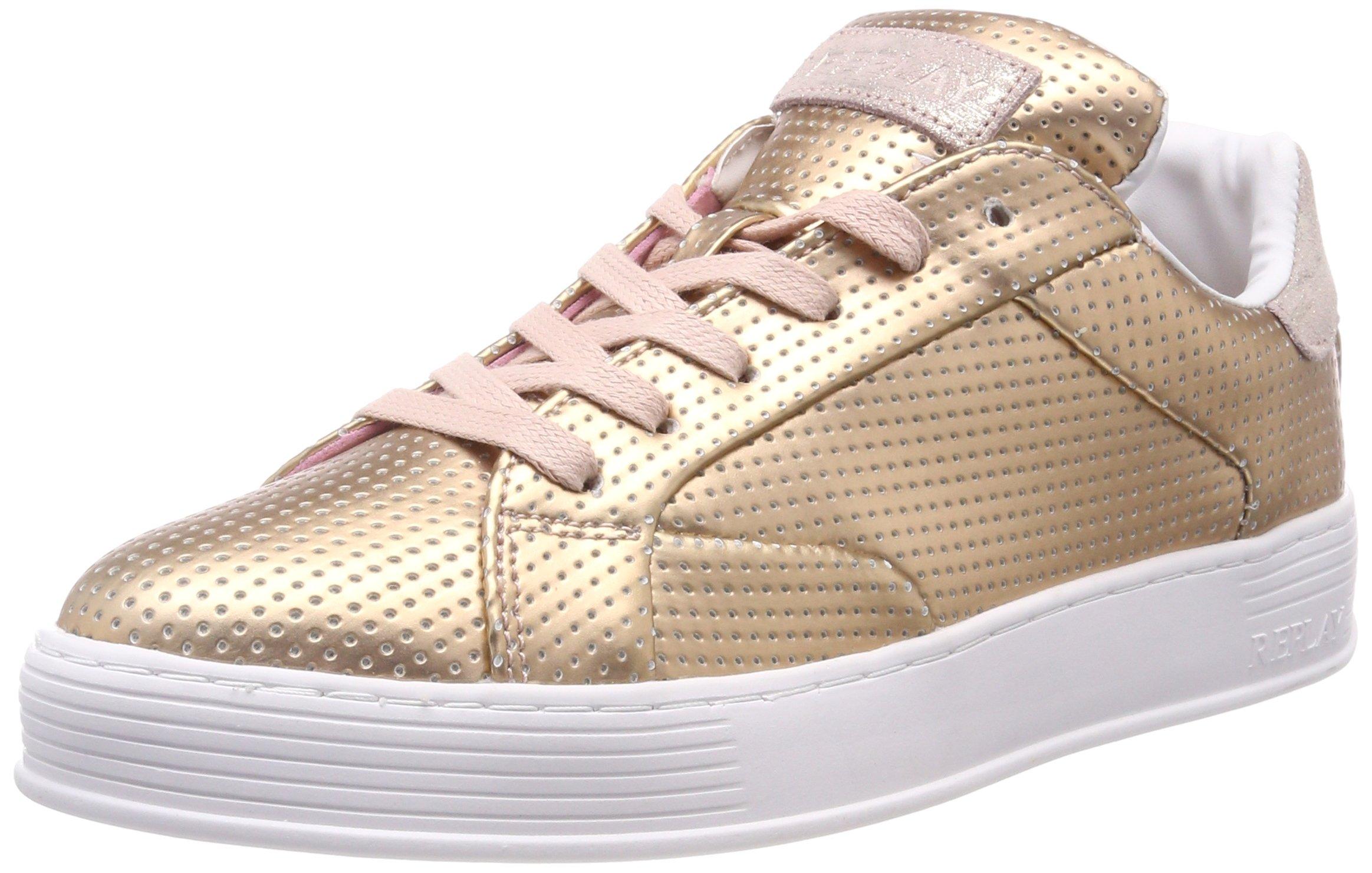 Replay FemmeRosecopper37 Basses Basses LowaSneakers FemmeRosecopper37 Replay Eu LowaSneakers lcTFKJ1