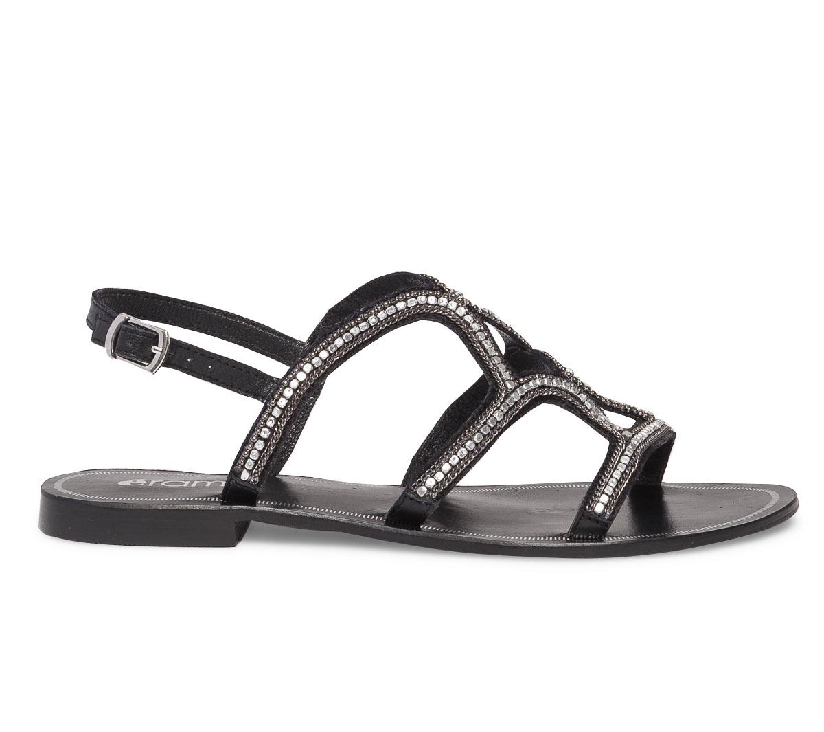 Eram Sandale Esprit Esprit Bijou Eram Noire Sandale Noire T3K1culFJ5