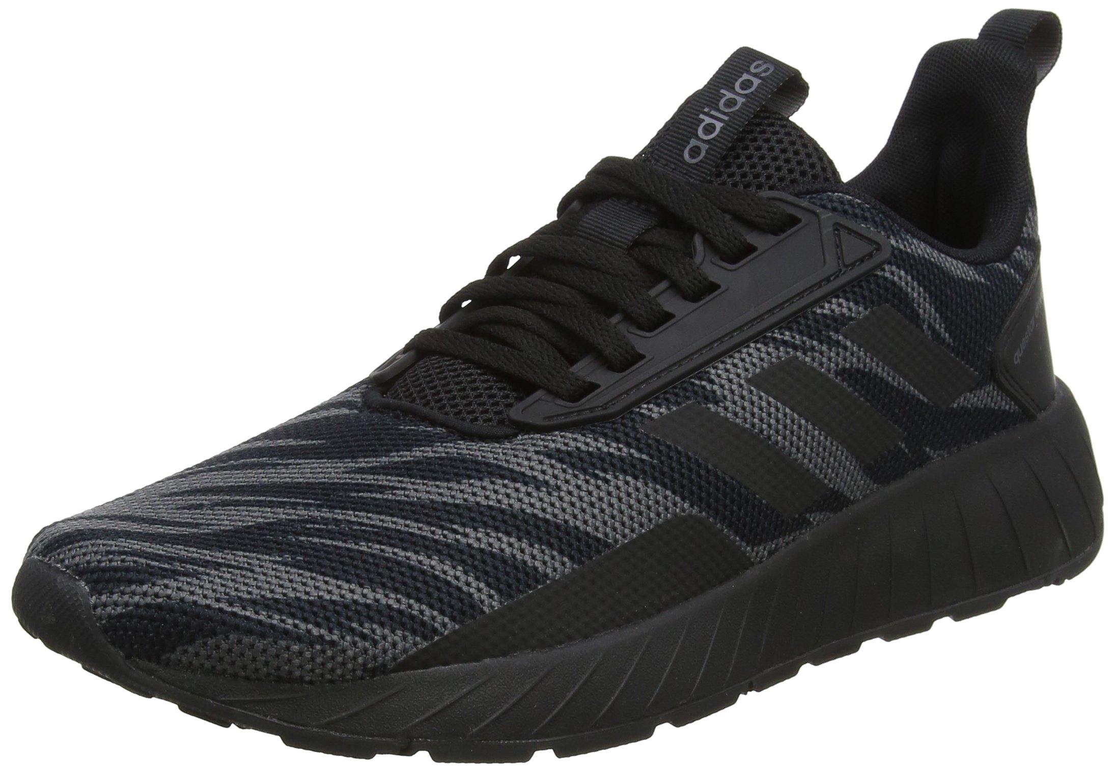 Adidas 3 2 DriveChaussures De Running HommeNoir 044 Black Eu grey Questar Core Five thxodrCsQB