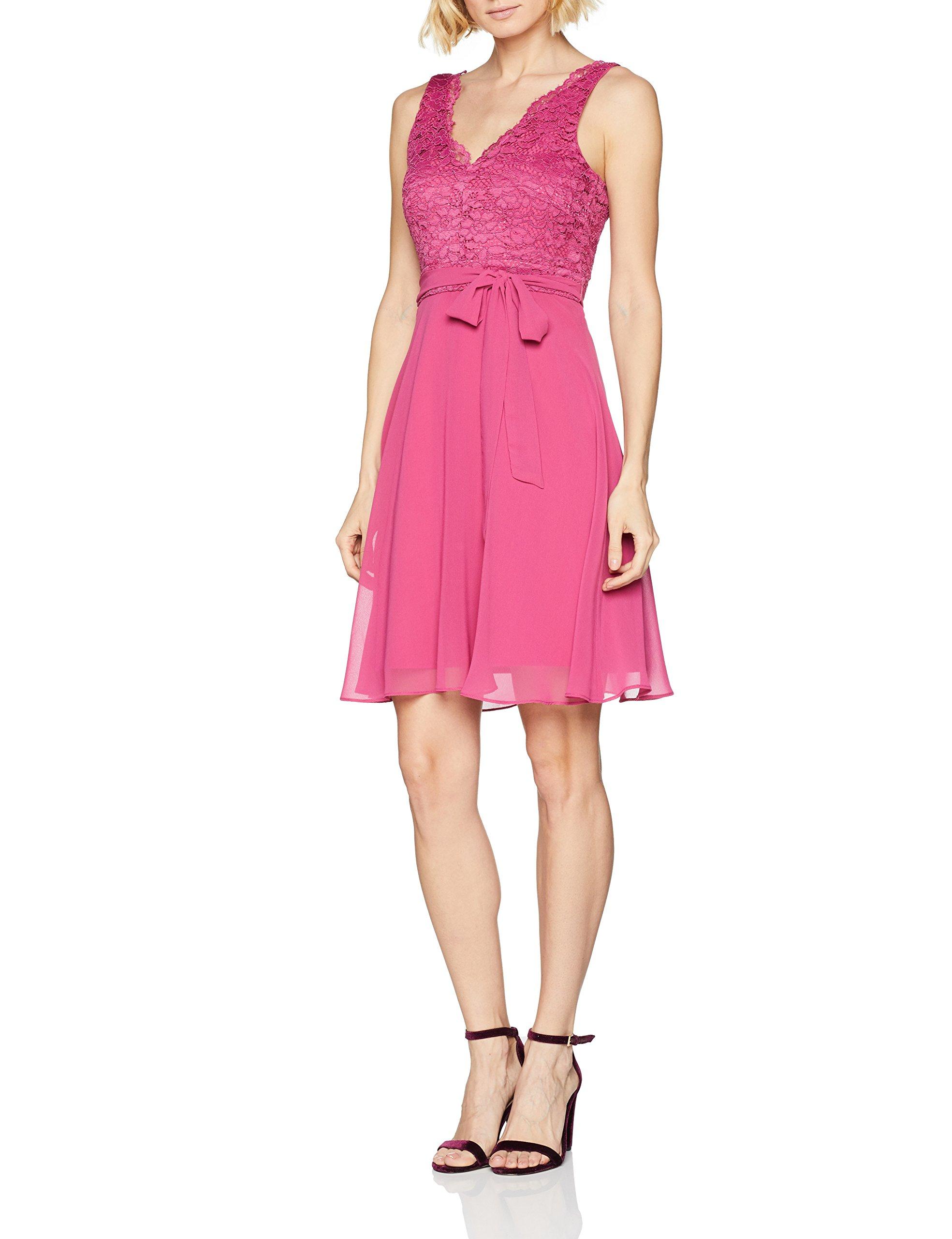 65042taille RobeRosedark Collection Pink Fabricant40Femme 048eo1e029 Esprit cJTlK1F
